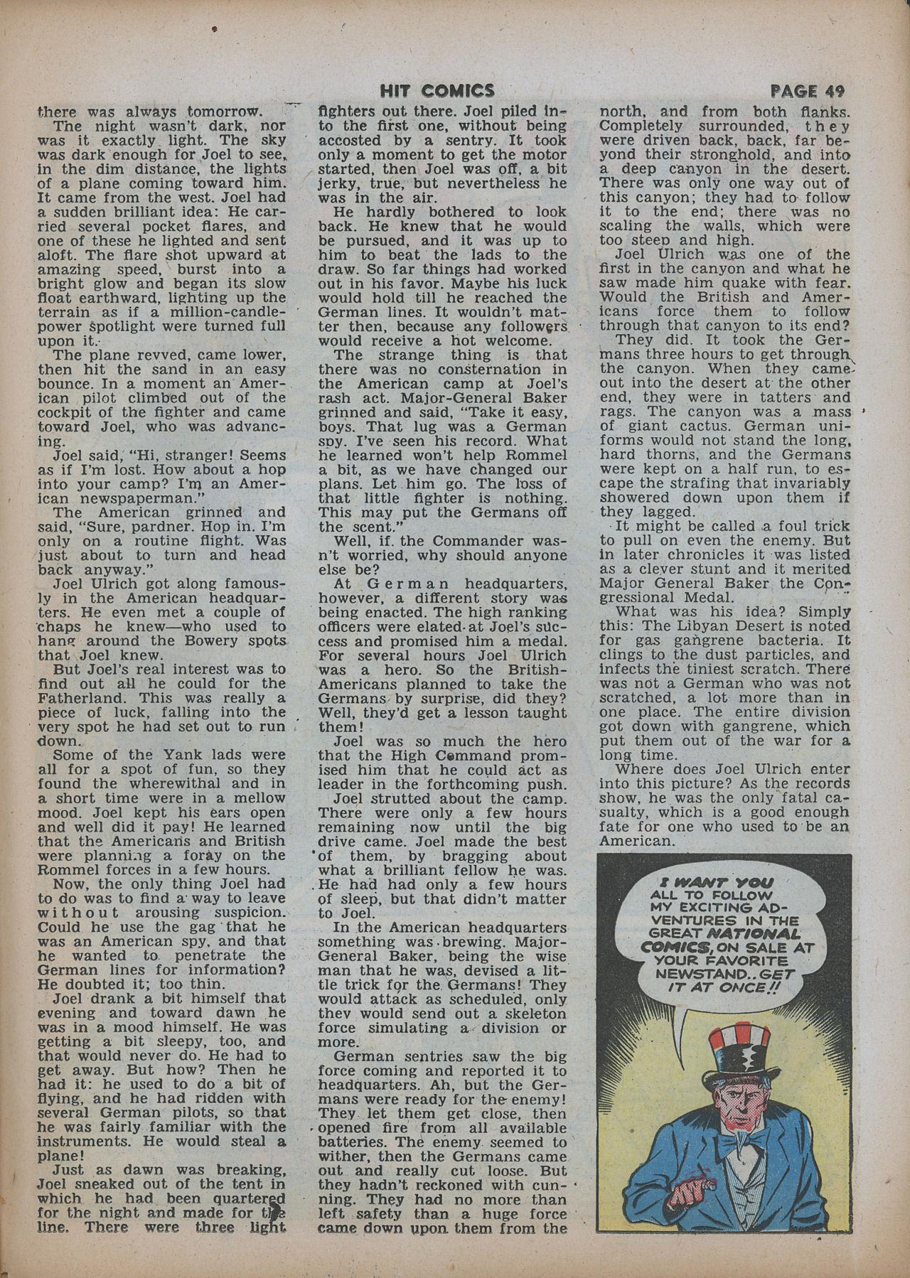 Read online Hit Comics comic -  Issue #26 - 50