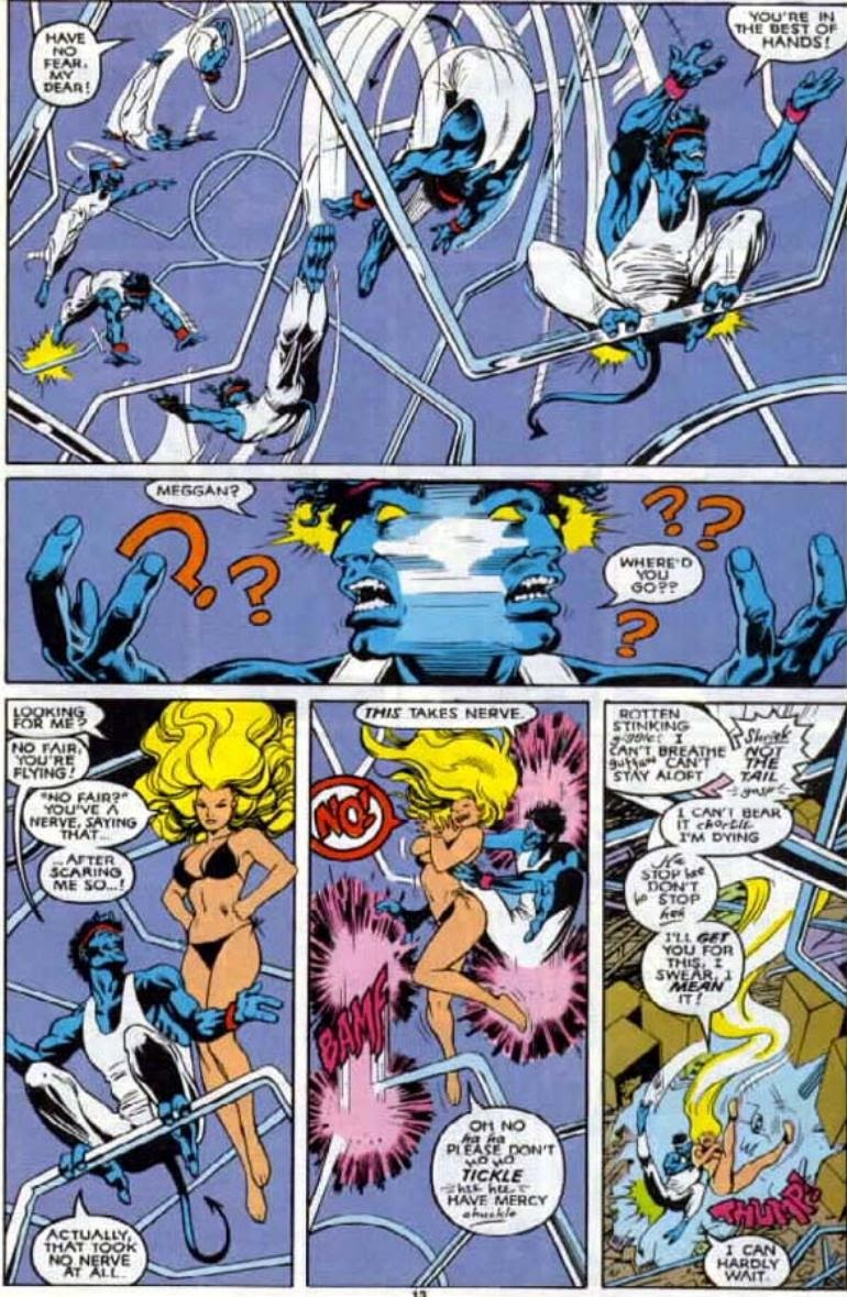Excalibur (1988) issue 4 - Page 10