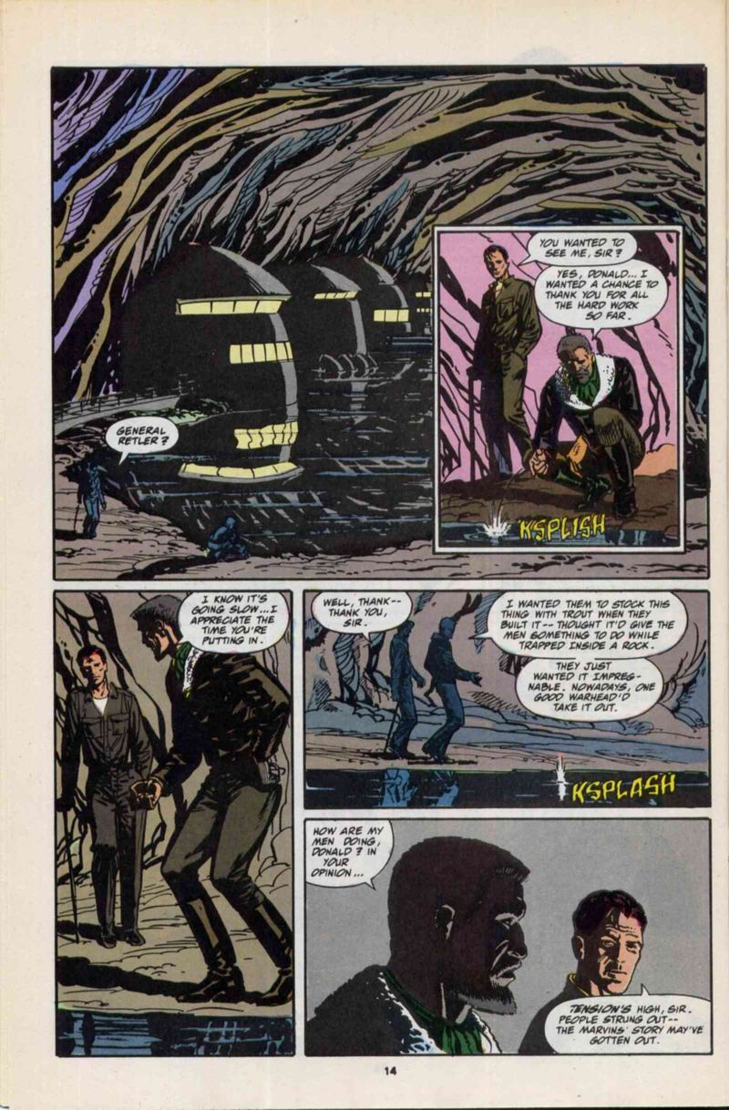 Read online Doctor Zero comic -  Issue #7 - 16