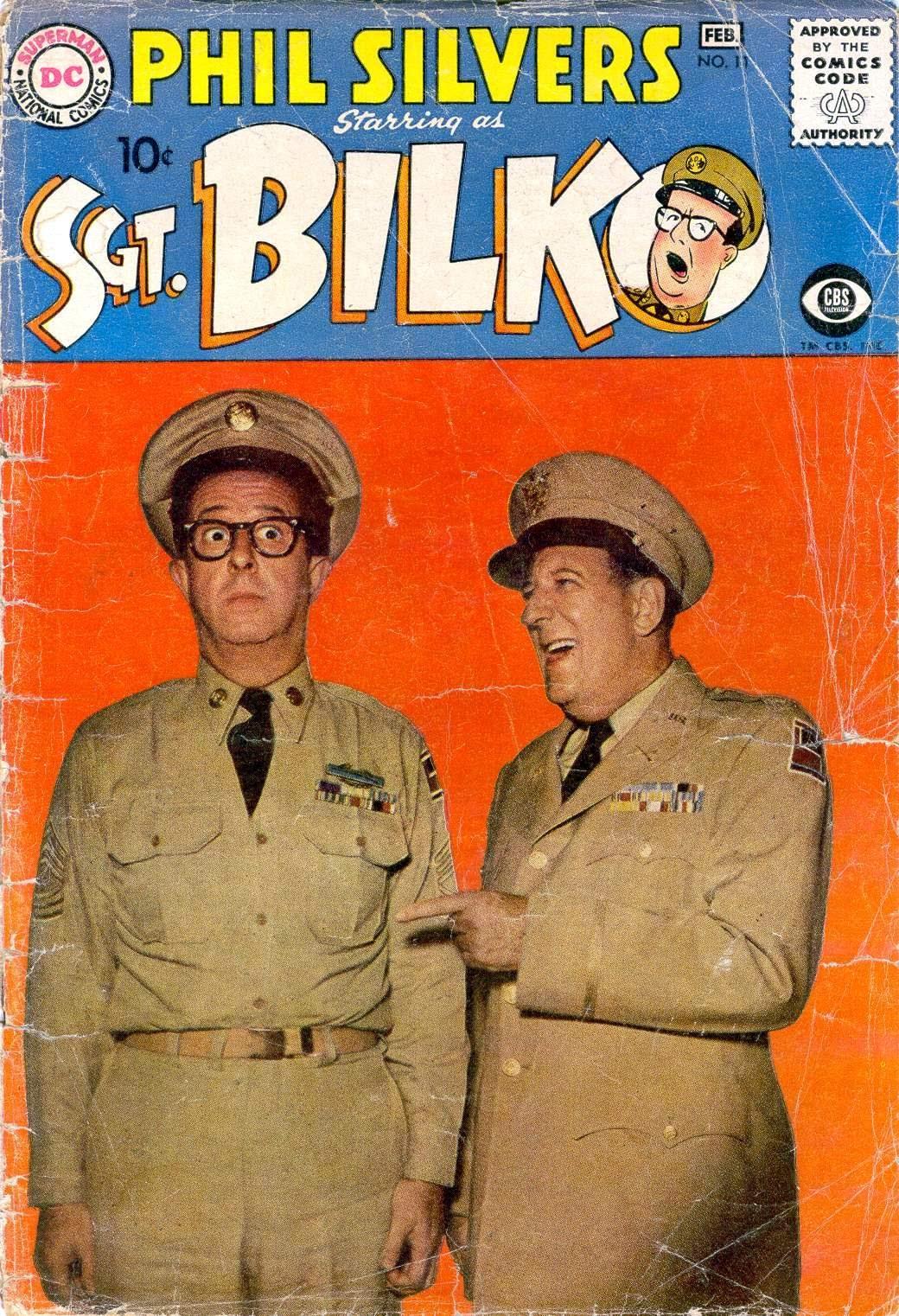 Sergeant Bilko issue 11 - Page 1