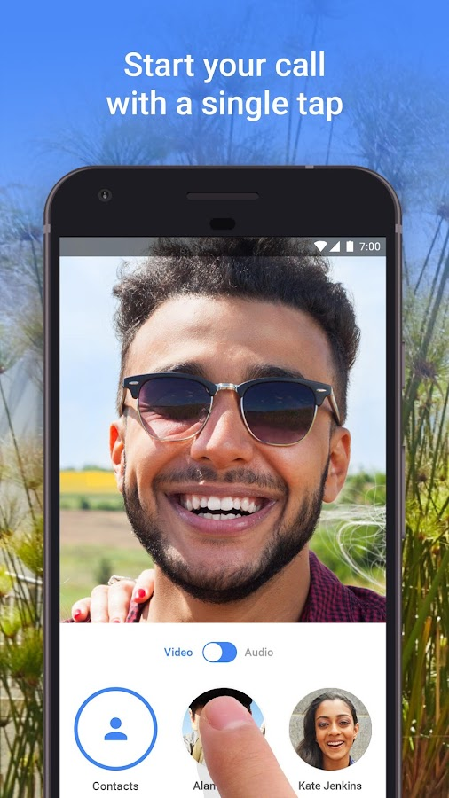 Free Download Apps  Google Duo : Video Calls Best Apk For Android Update Terbaru 2018