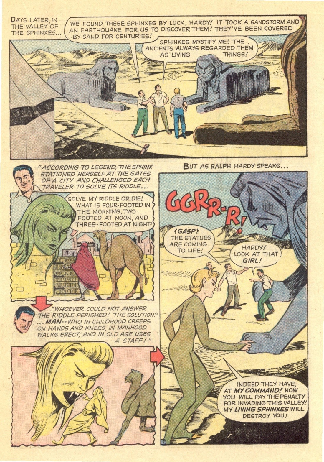 Adventures of the Jaguar issue 4 - Page 19
