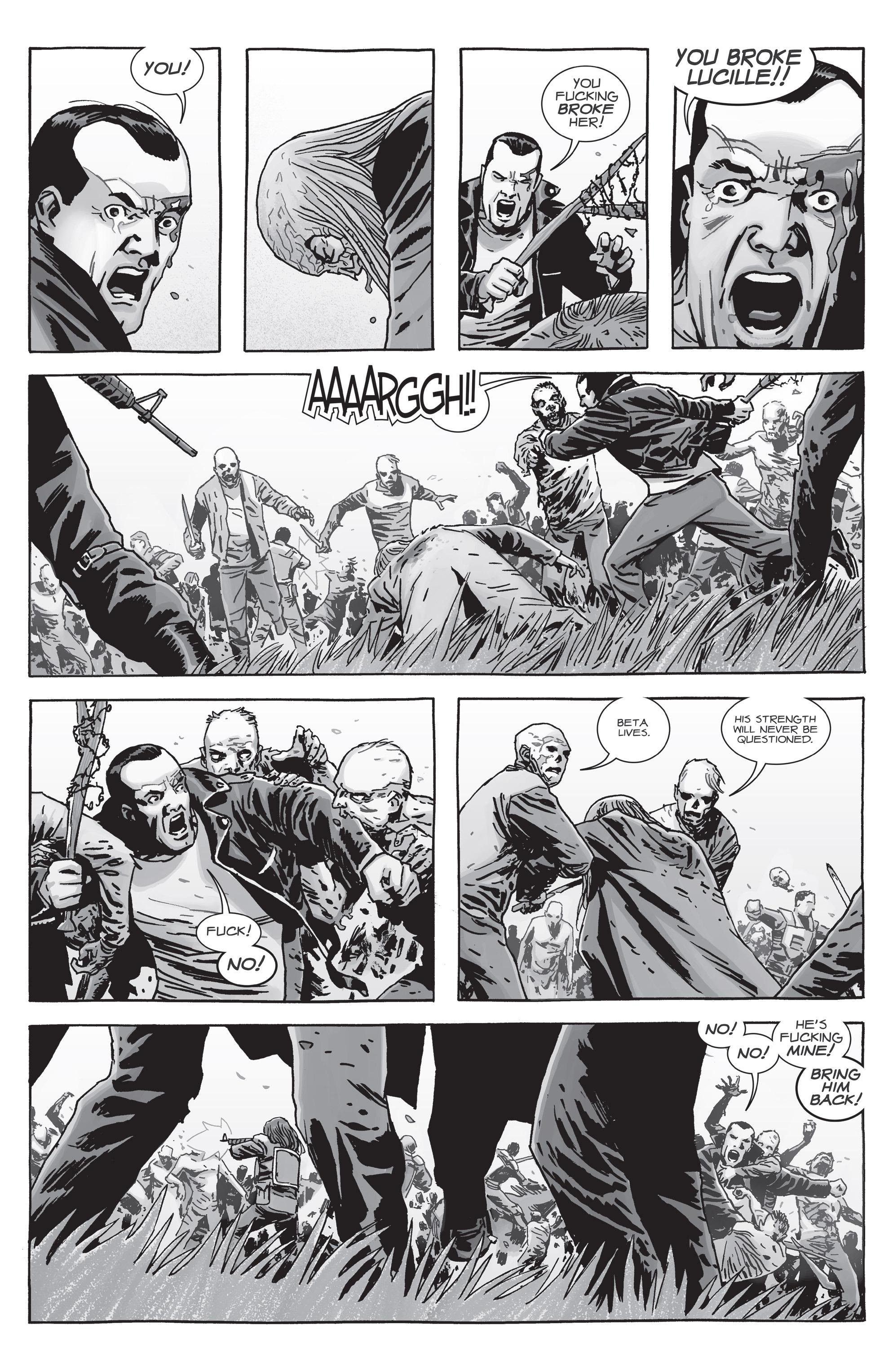 The Walking Dead #159 - Read The Walking Dead Issue #159