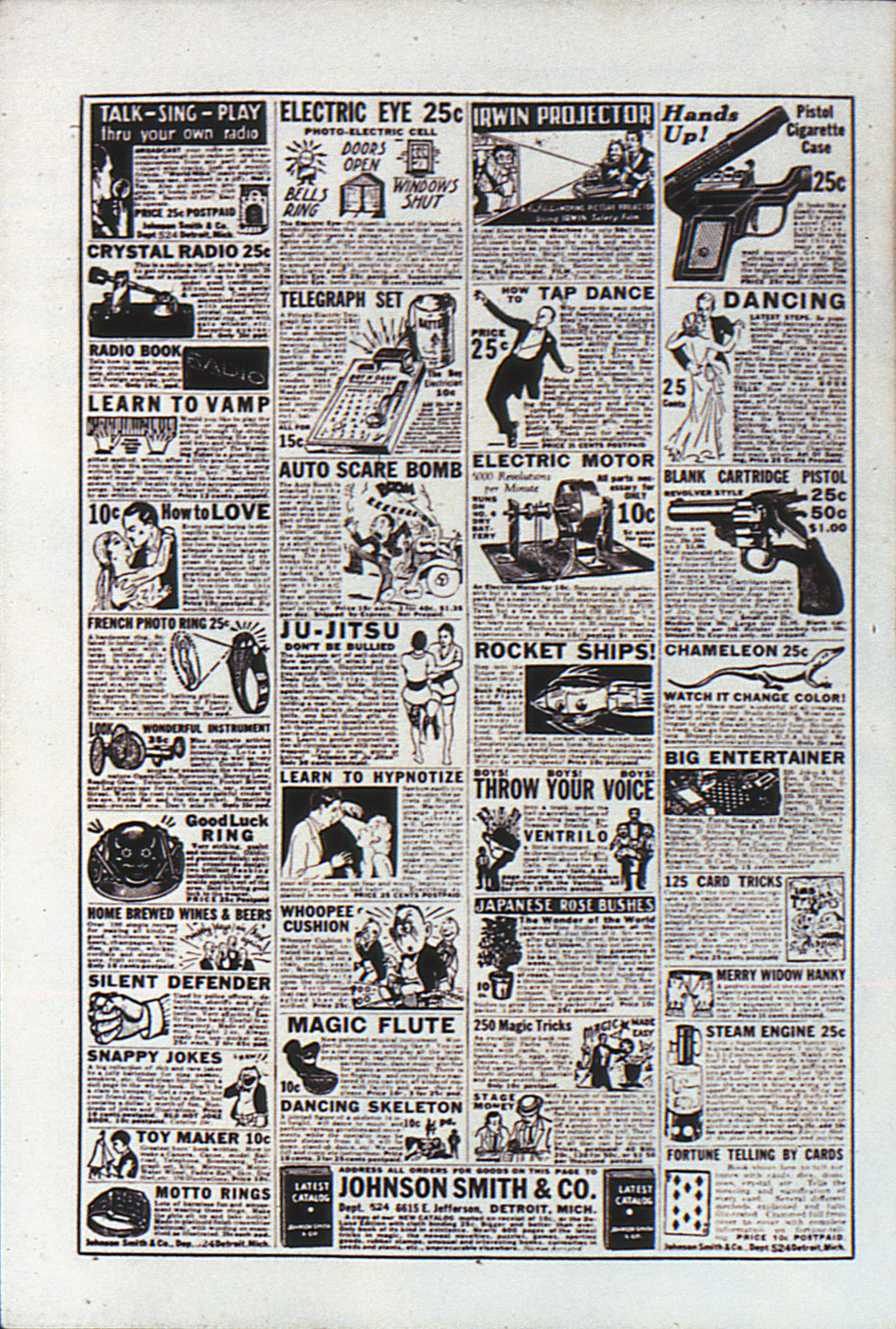 Read online Adventure Comics (1938) comic -  Issue #7 - 3
