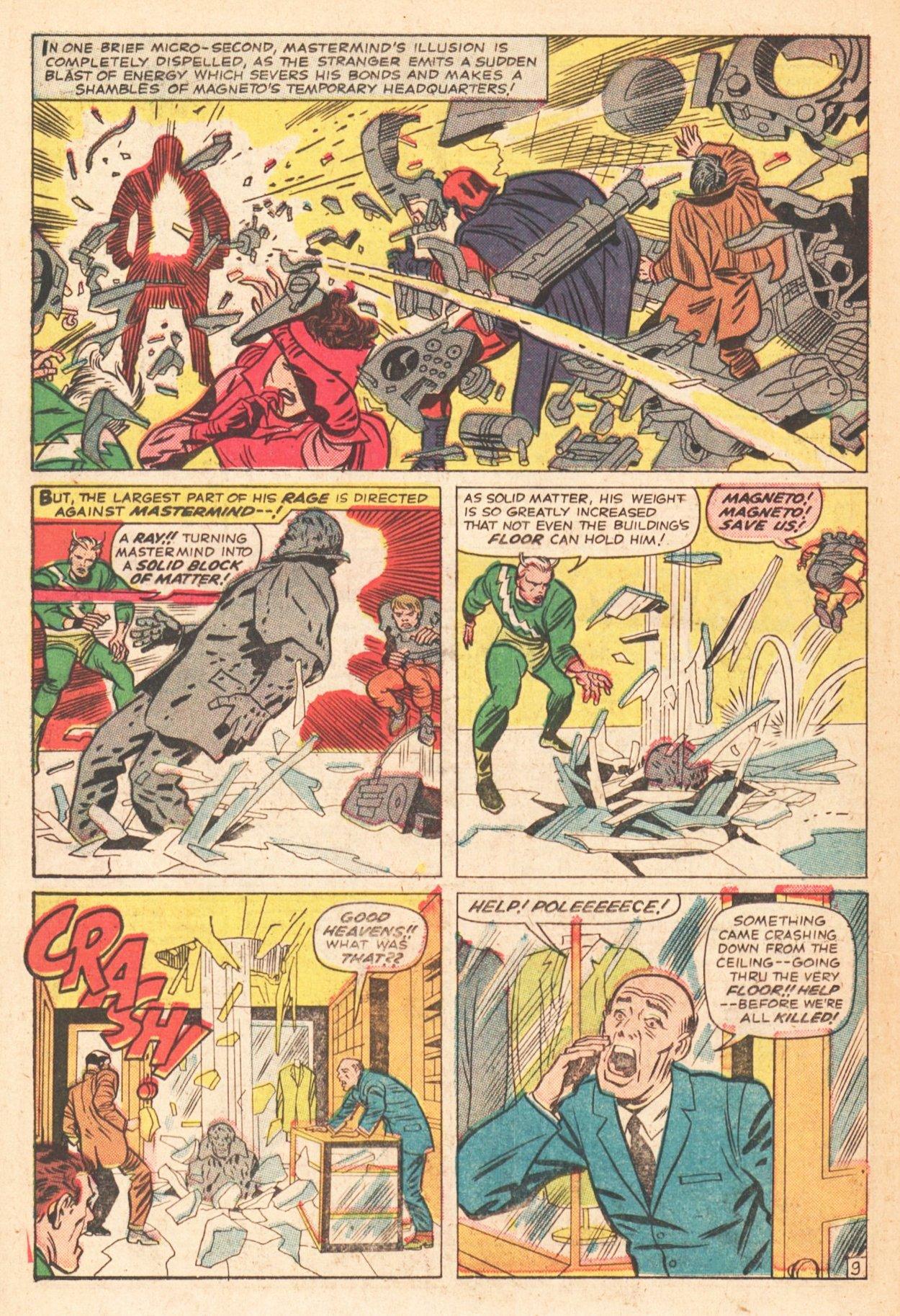 Read online Uncanny X-Men (1963) comic -  Issue # _Annual 1 - 36