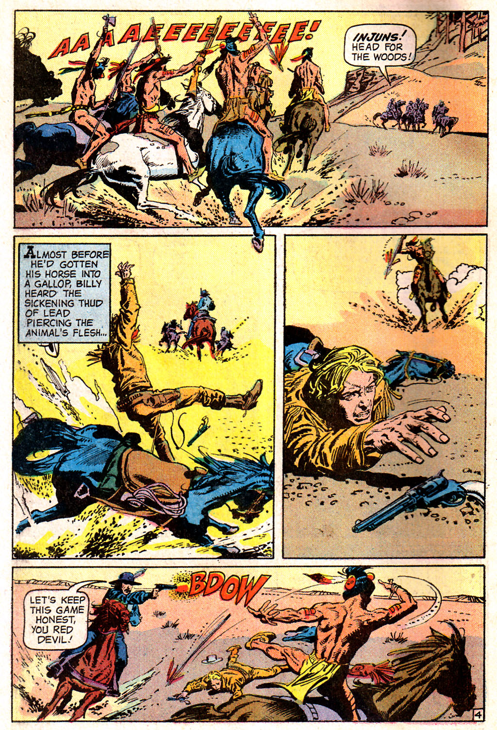 Read online All-Star Western (1970) comic -  Issue #7 - 6