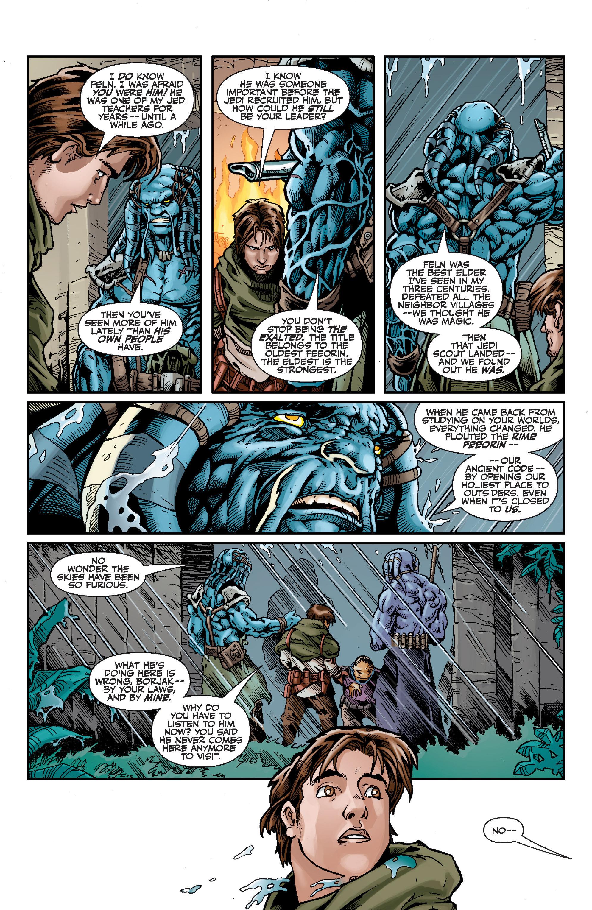 Read online Star Wars Omnibus comic -  Issue # Vol. 32 - 255