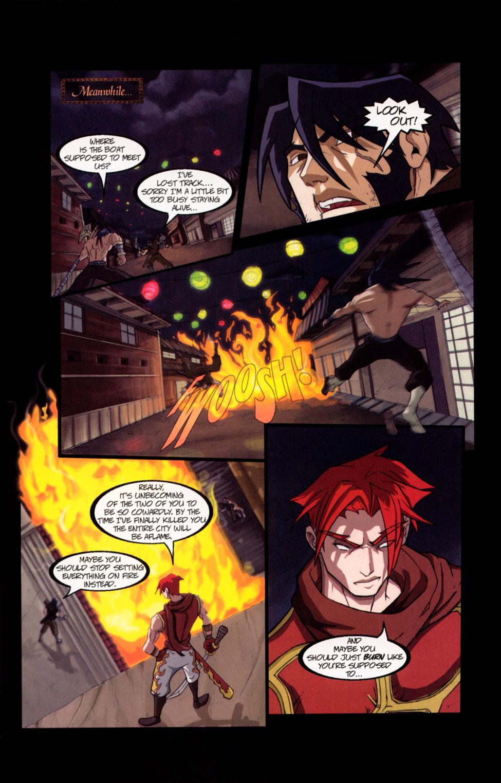 Read online Shidima comic -  Issue #7 - 7