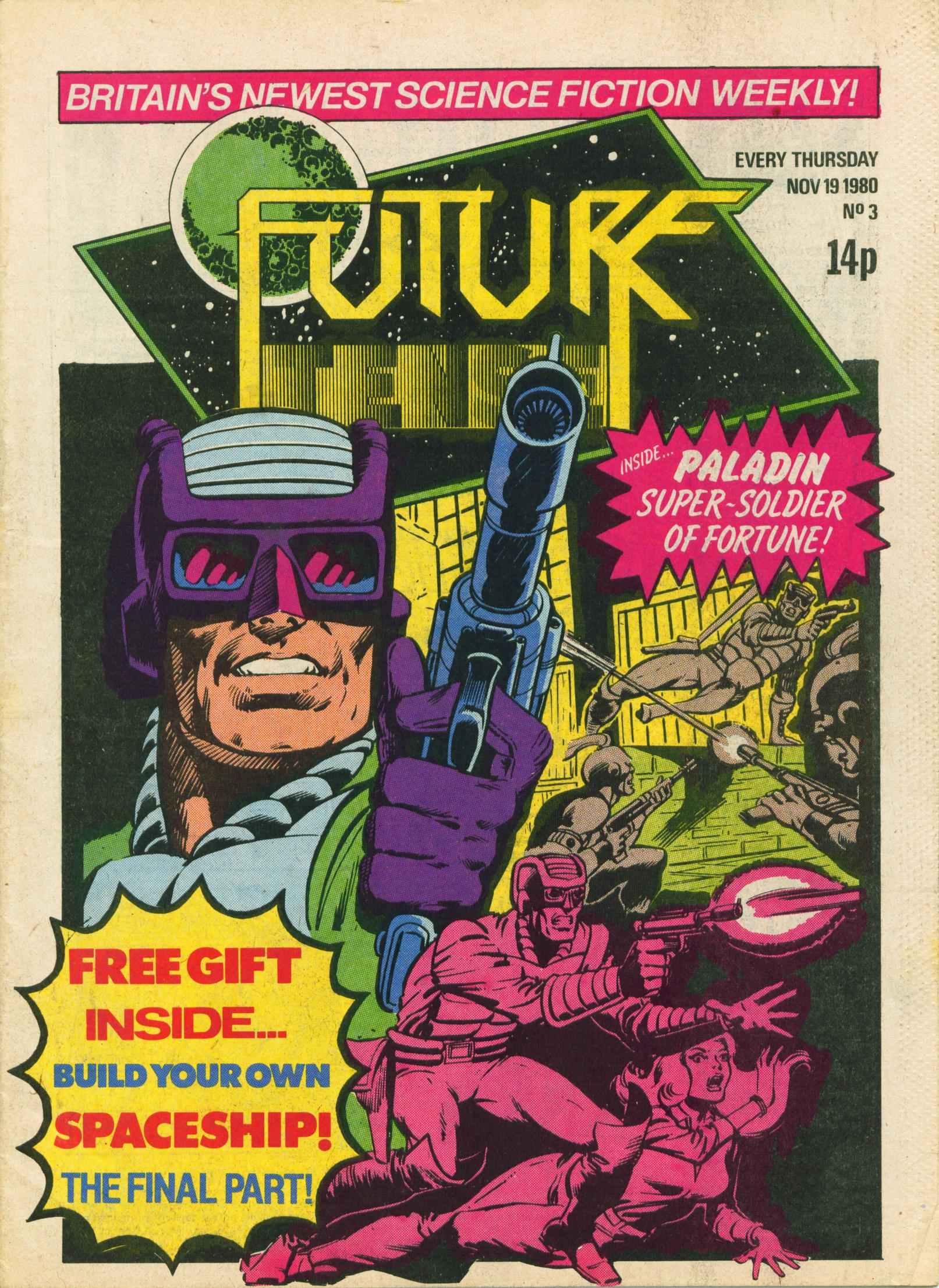 Future Tense 3 Page 1