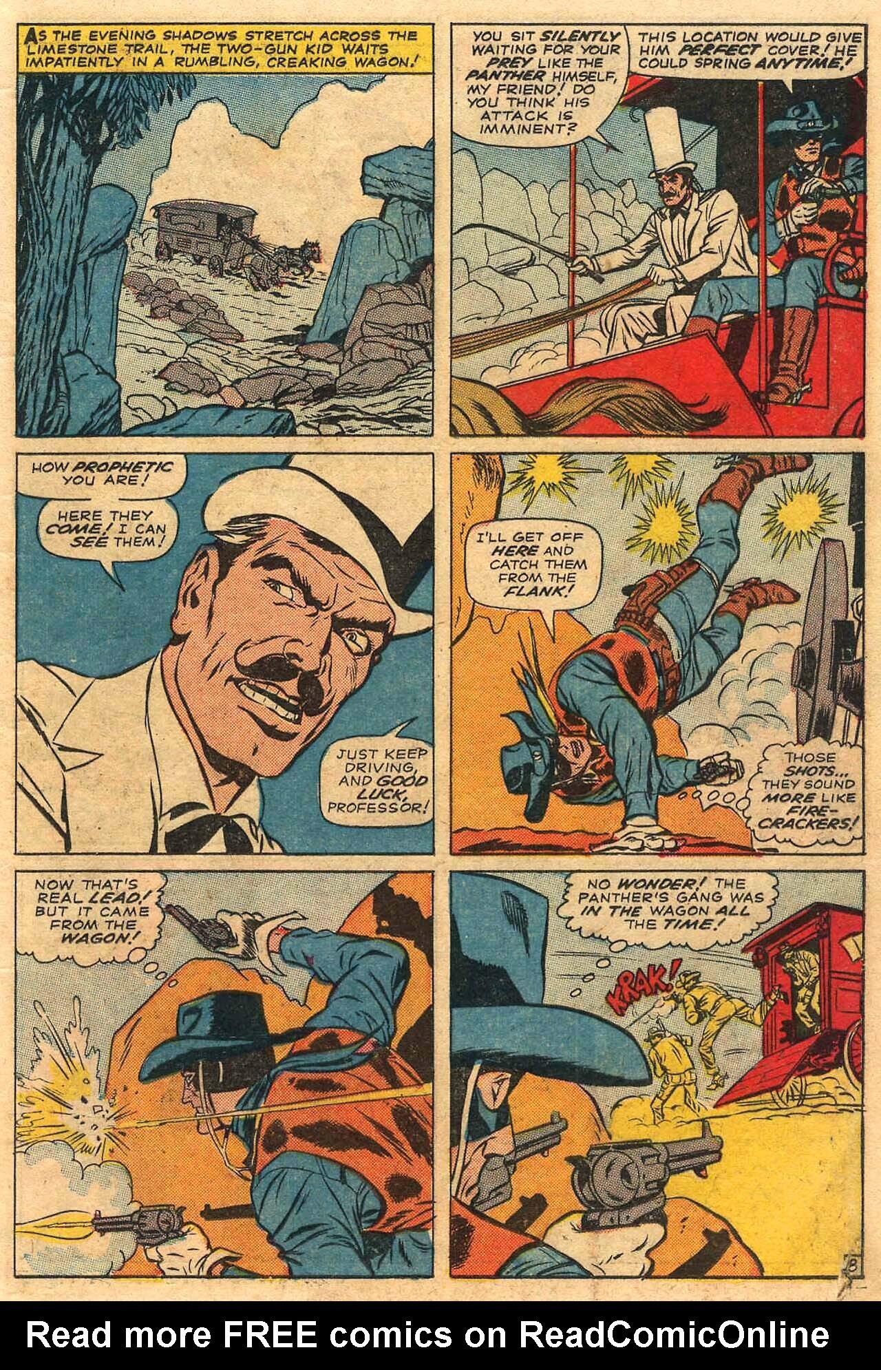 Read online Two-Gun Kid comic -  Issue #77 - 11