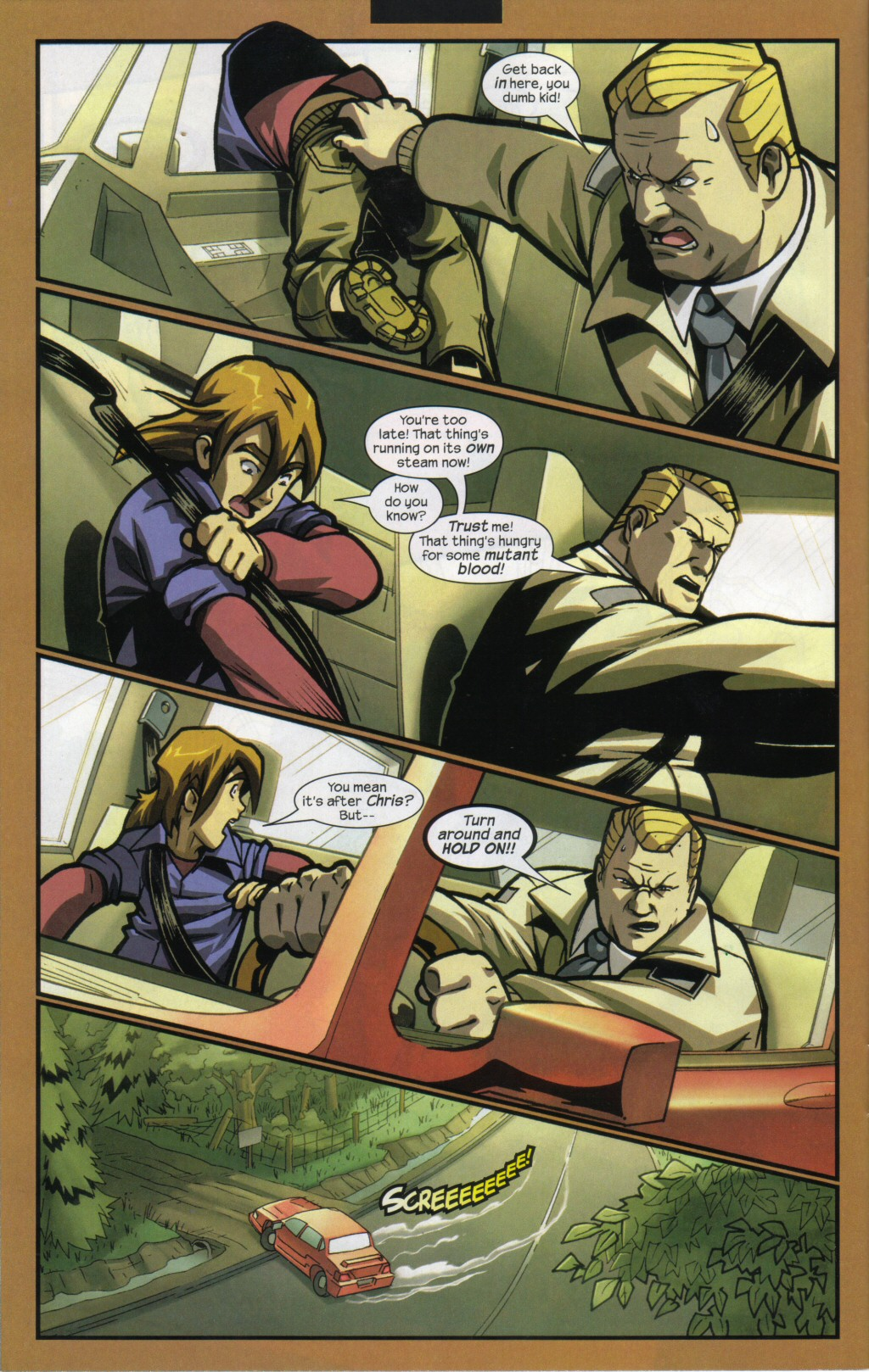Read online Sentinel comic -  Issue #11 - 20