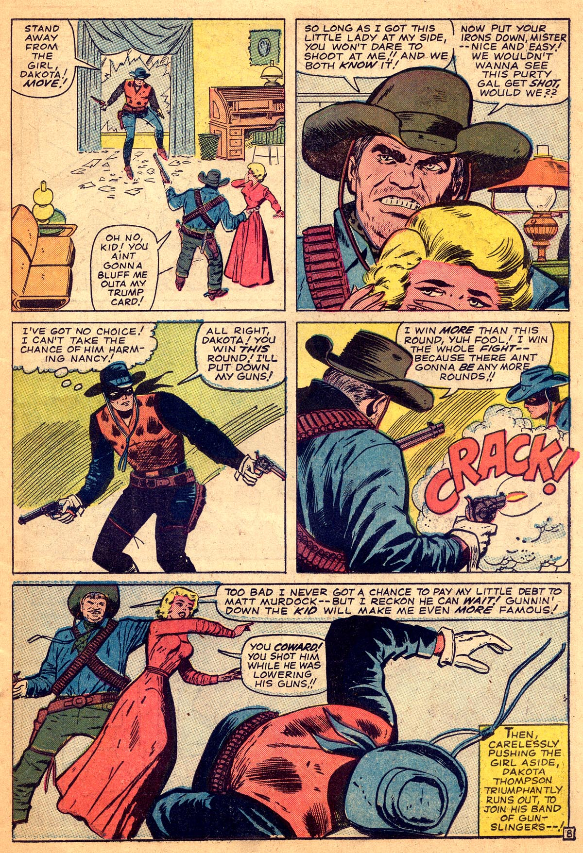 Read online Two-Gun Kid comic -  Issue #74 - 11