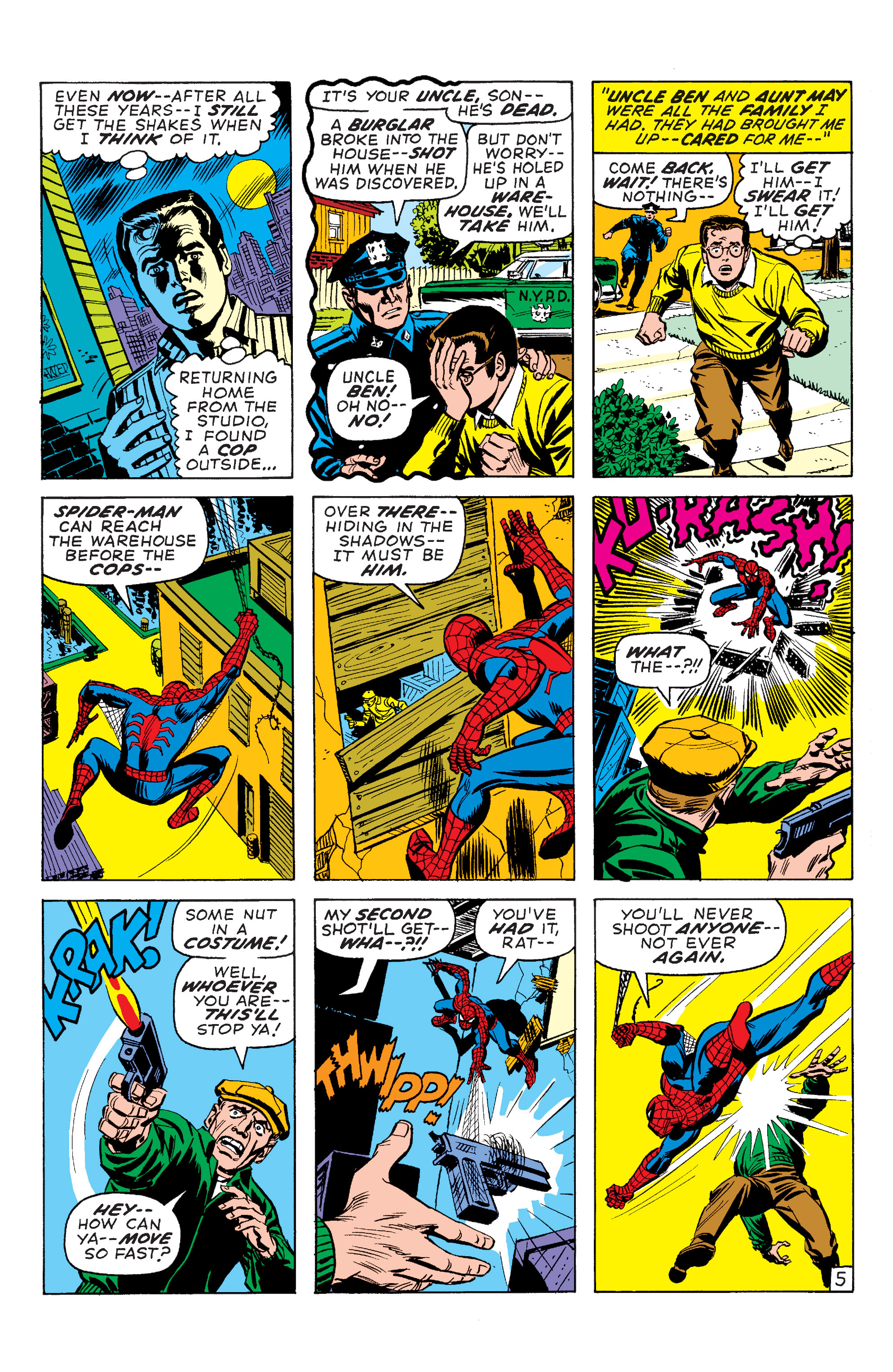 The Amazing Spider-Man (1963) 94 Page 5