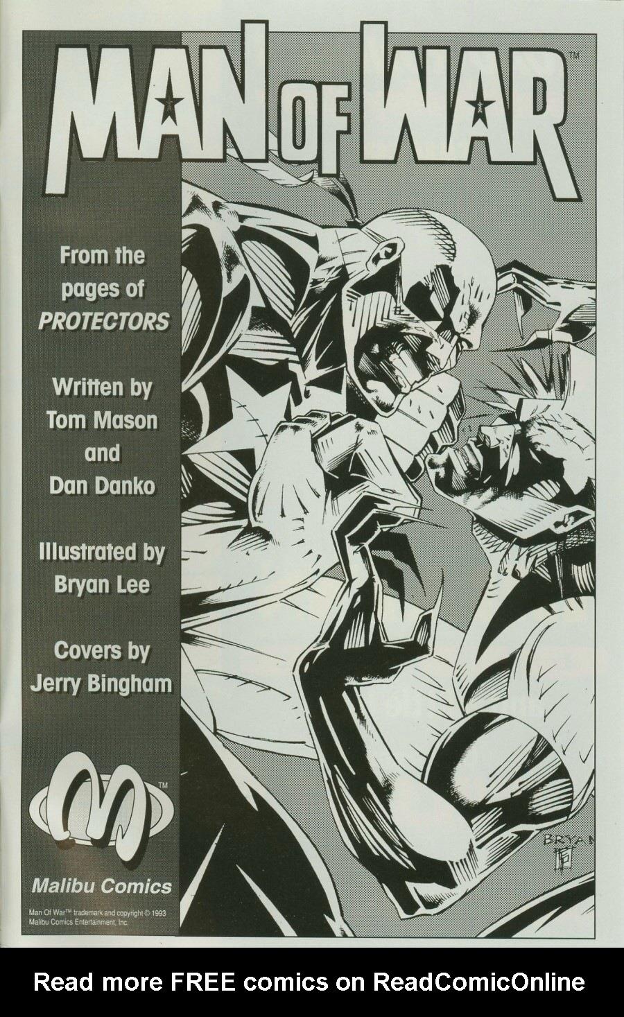 Ex-Mutants Issue #7 #7 - English 34
