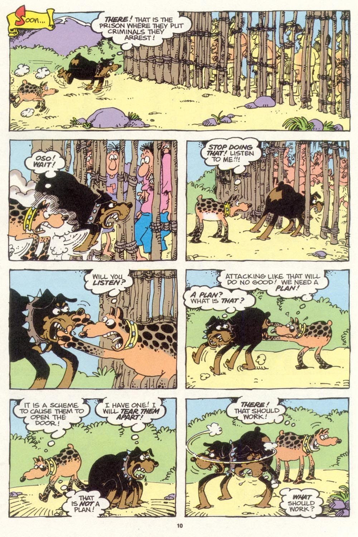 Read online Sergio Aragonés Groo the Wanderer comic -  Issue #103 - 12