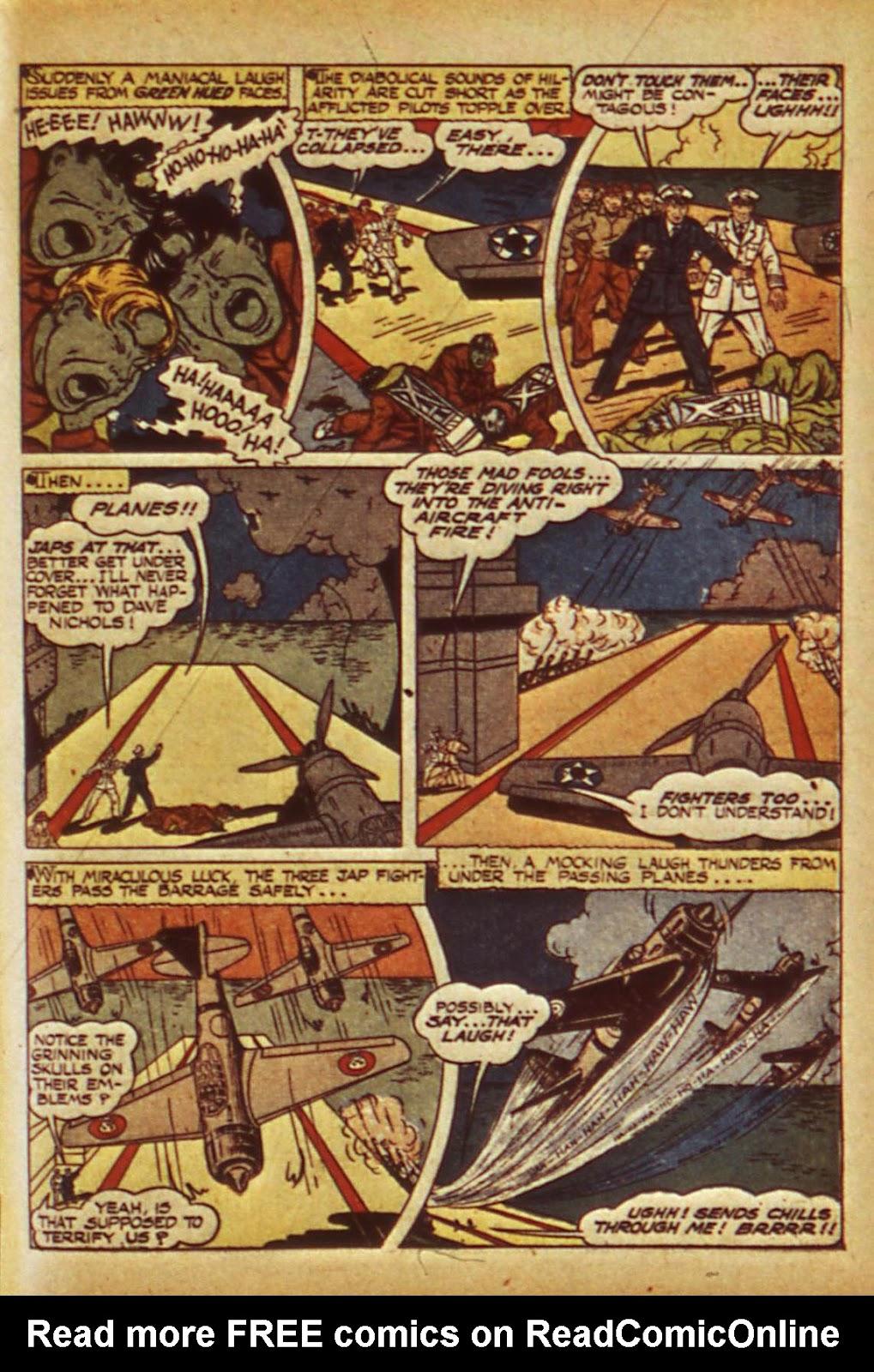 USA Comics issue 7 - Page 59