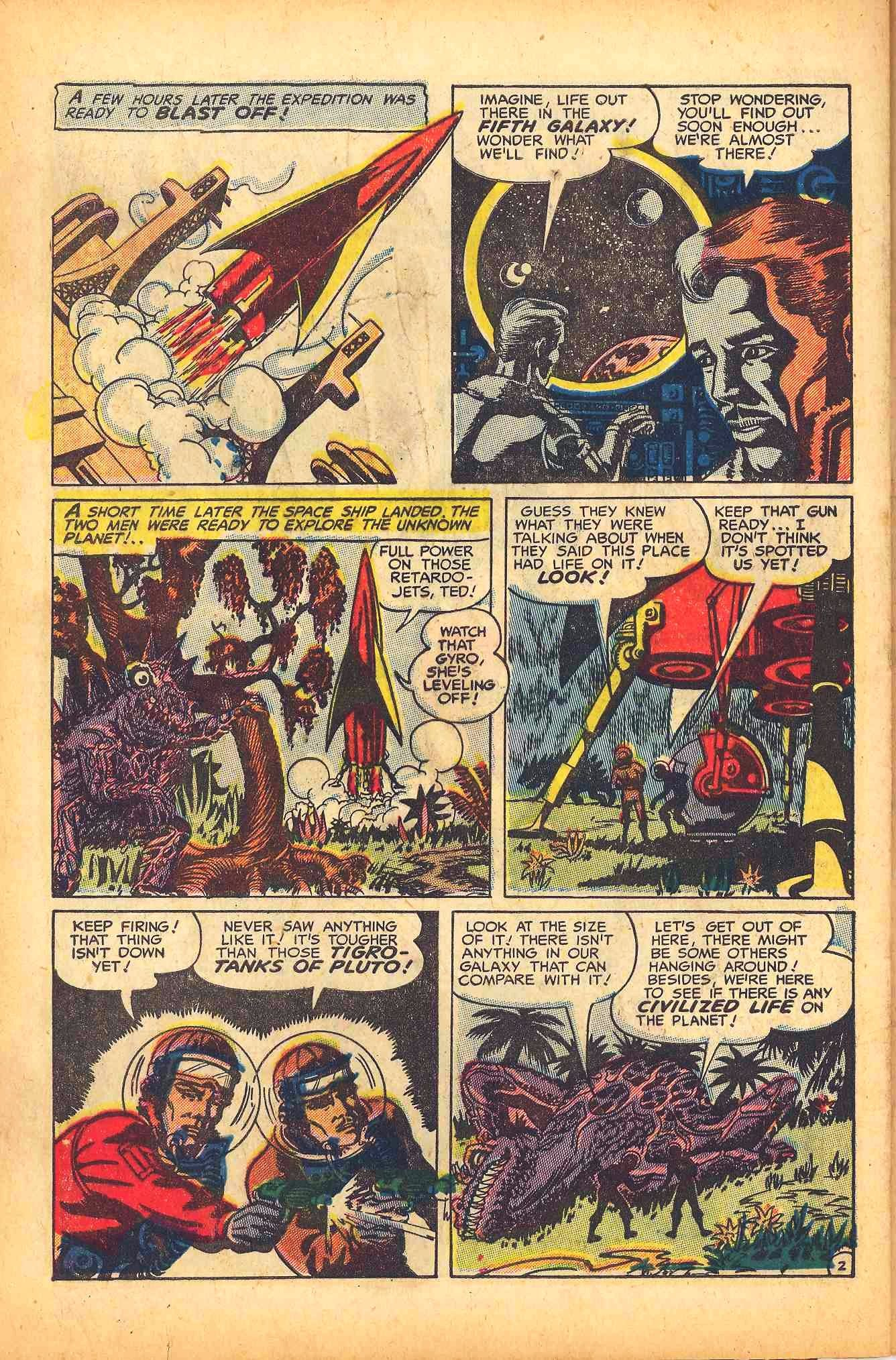 Weird Mysteries (1952) issue 6 - Page 28