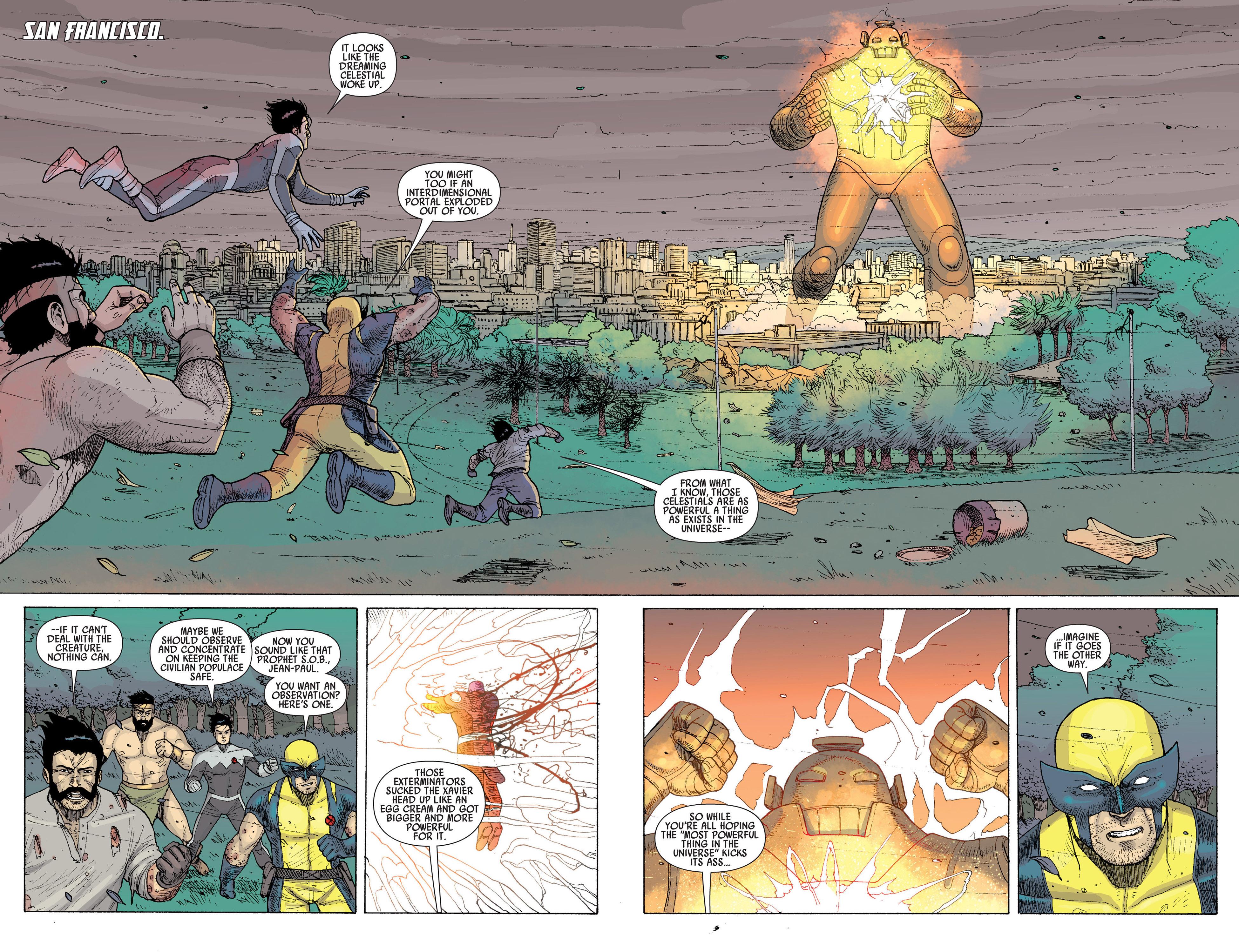 Read online Age of Apocalypse (2012) comic -  Issue #14 - 4