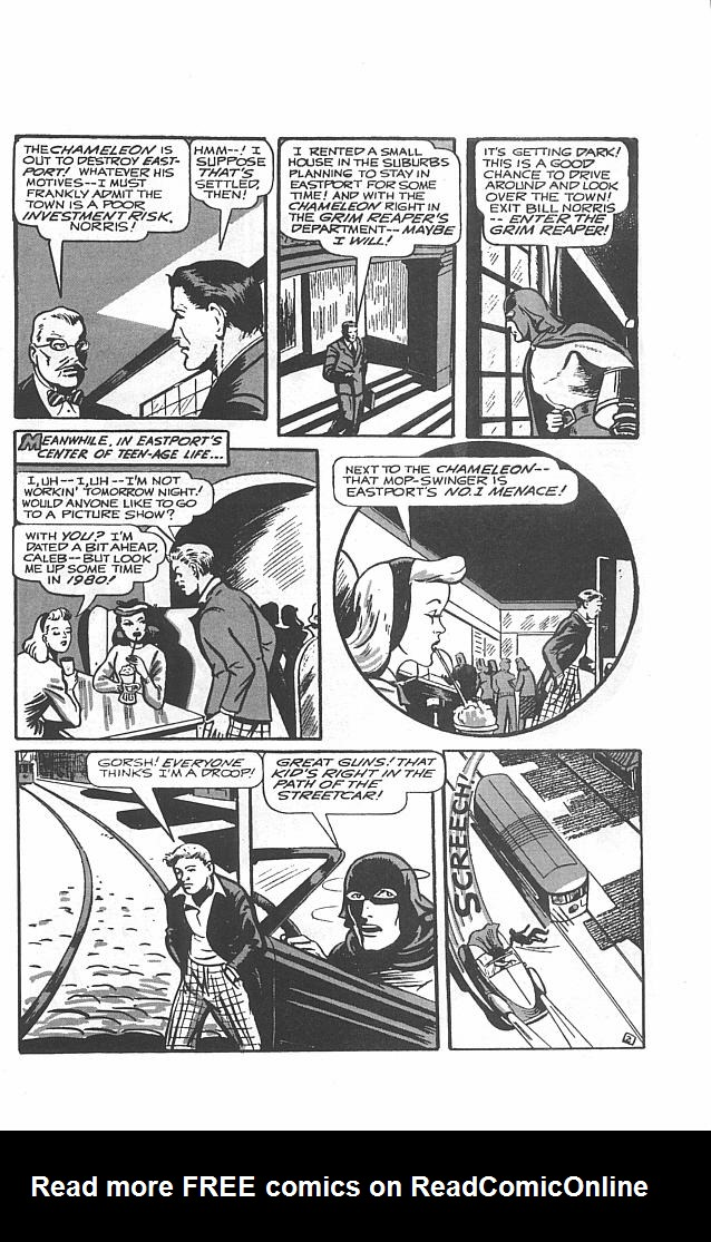 Read online Men of Mystery Comics comic -  Issue #28 - 15