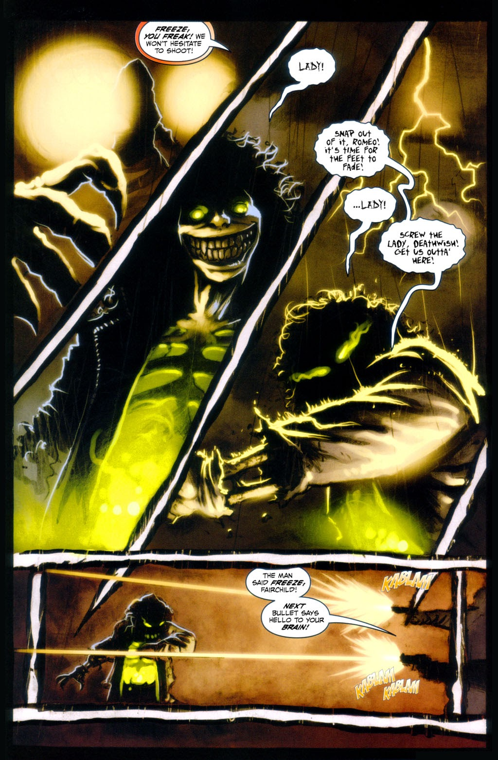 Read online Evil Ernie in Santa Fe comic -  Issue #2 - 20