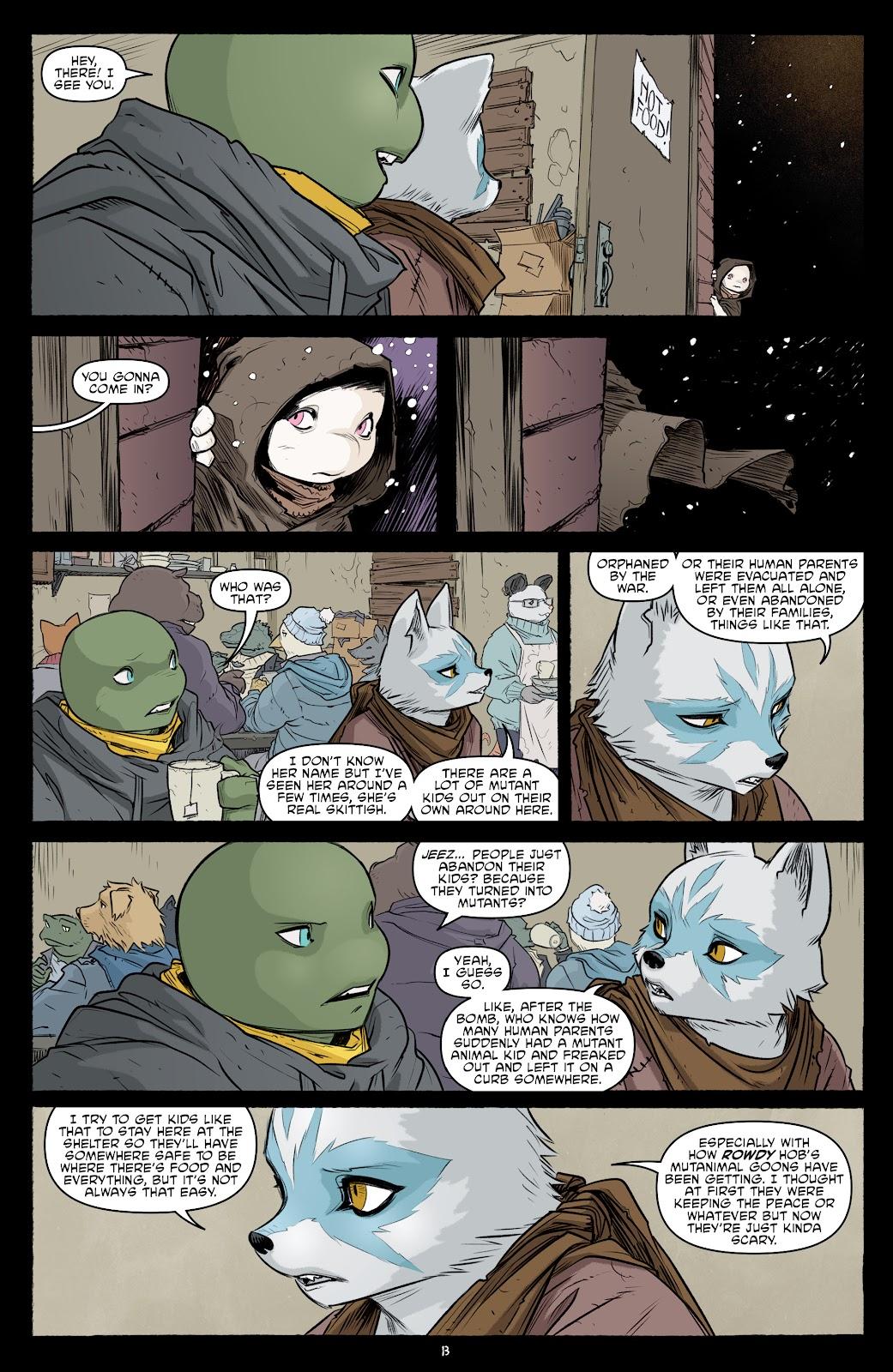 Read online Teenage Mutant Ninja Turtles (2011) comic -  Issue #101 - 15