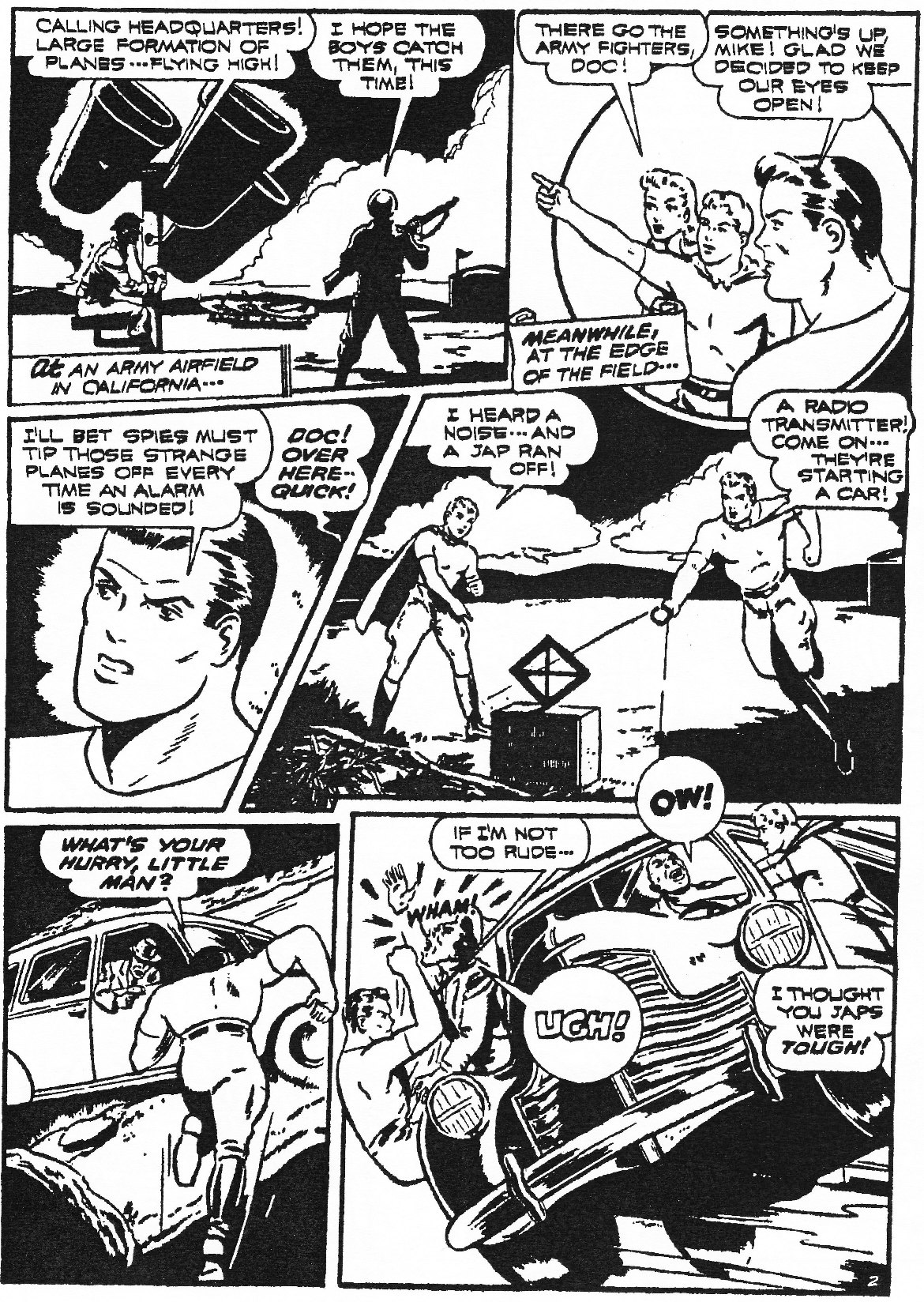 Read online Men of Mystery Comics comic -  Issue #84 - 59