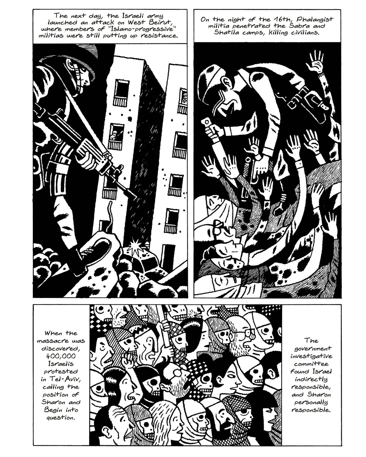 Best of Enemies: A History of US and Middle East Relations issue TPB_2 - Page 95