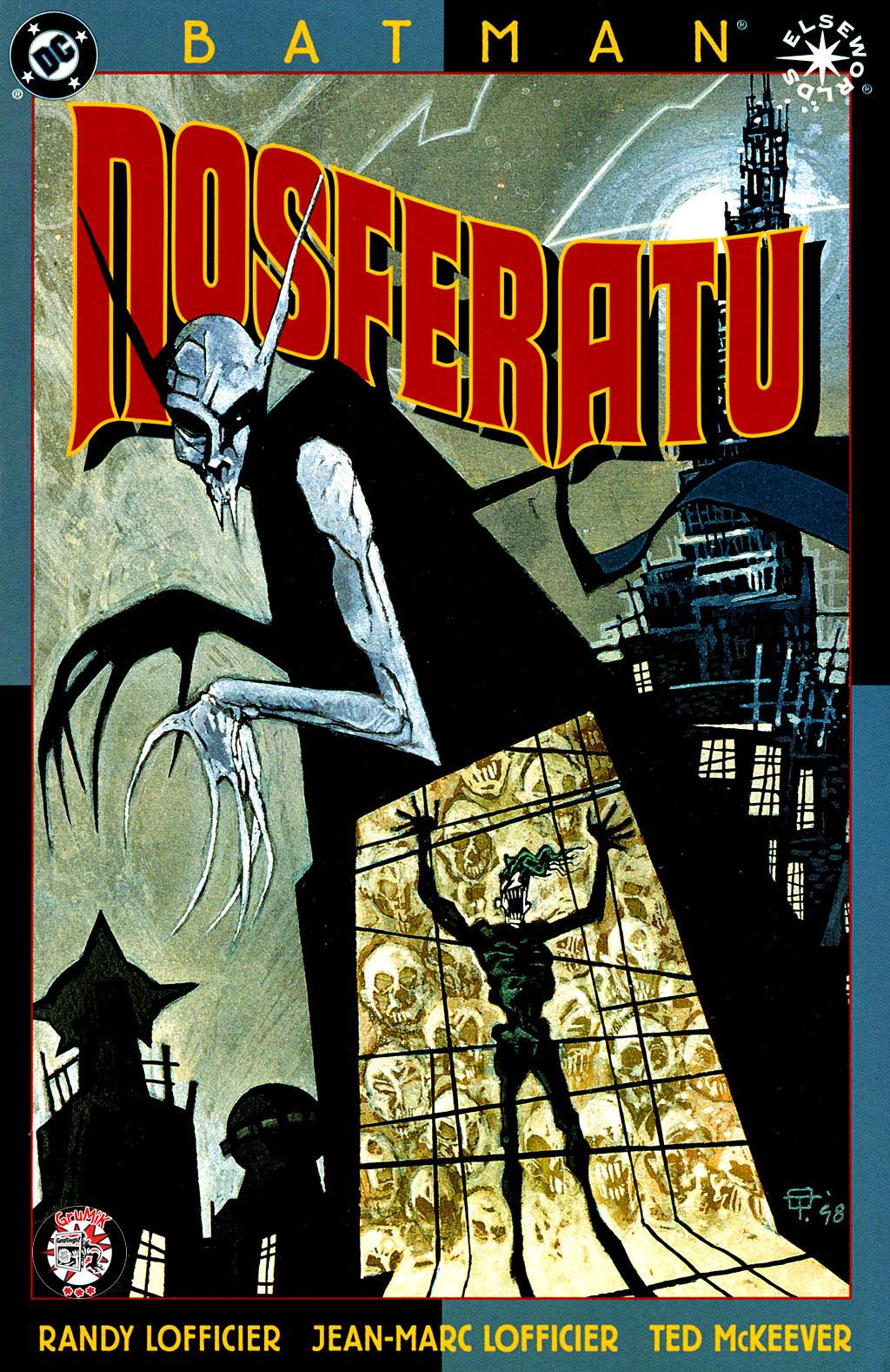 Batman: Nosferatu Full Page 1