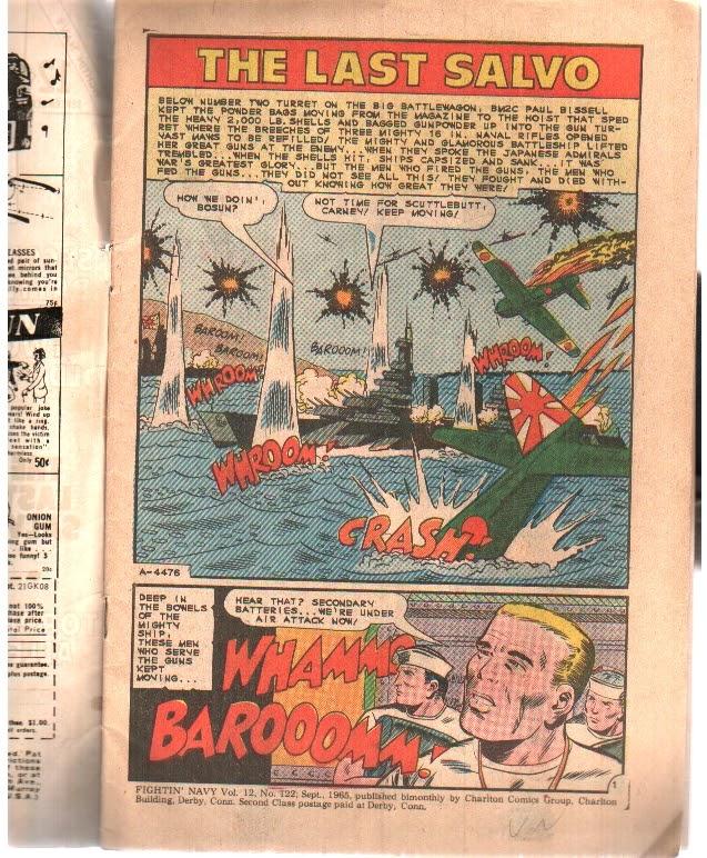 Read online Fightin' Navy comic -  Issue #122 - 3