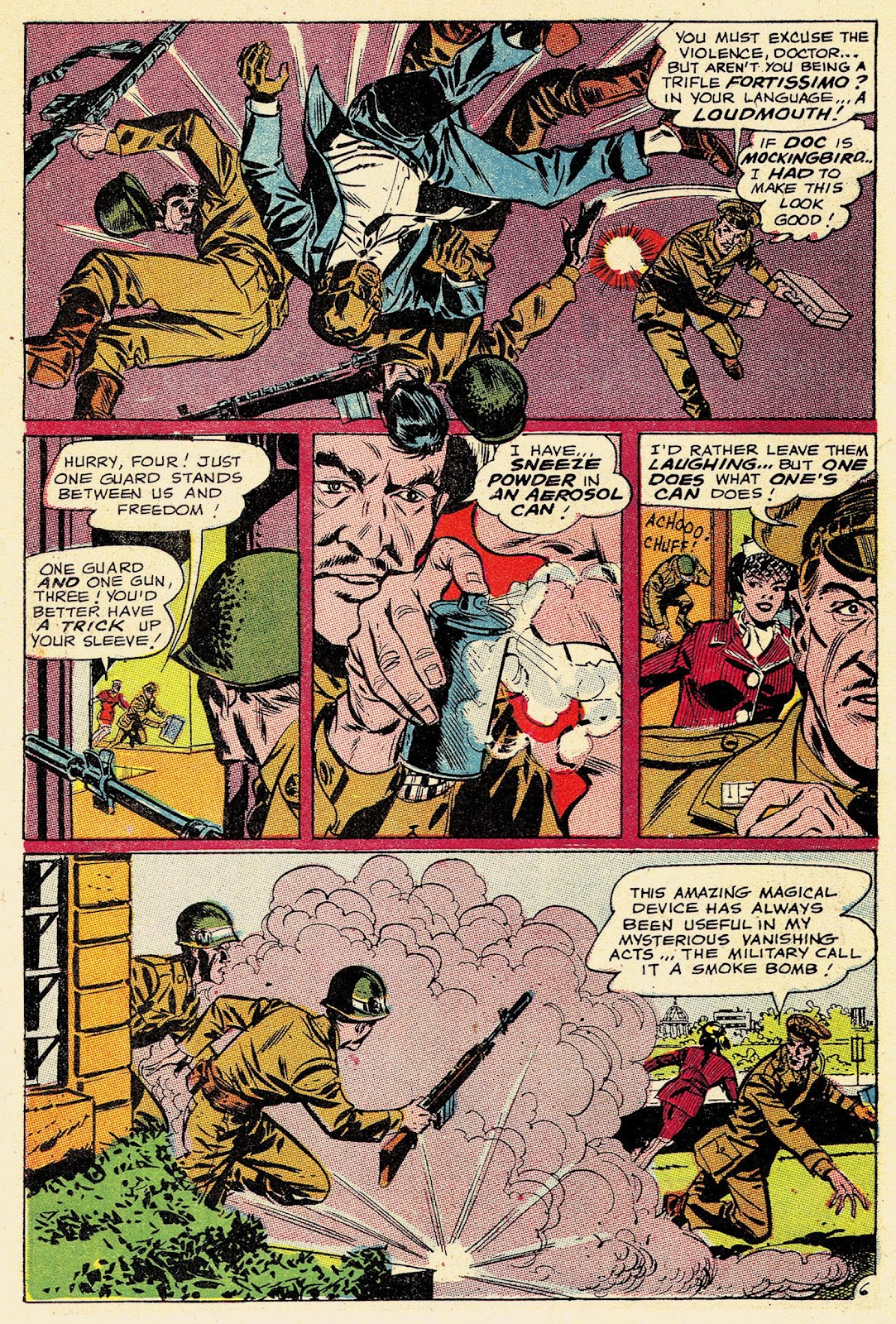 Secret Six (1968) issue 2 - Page 10