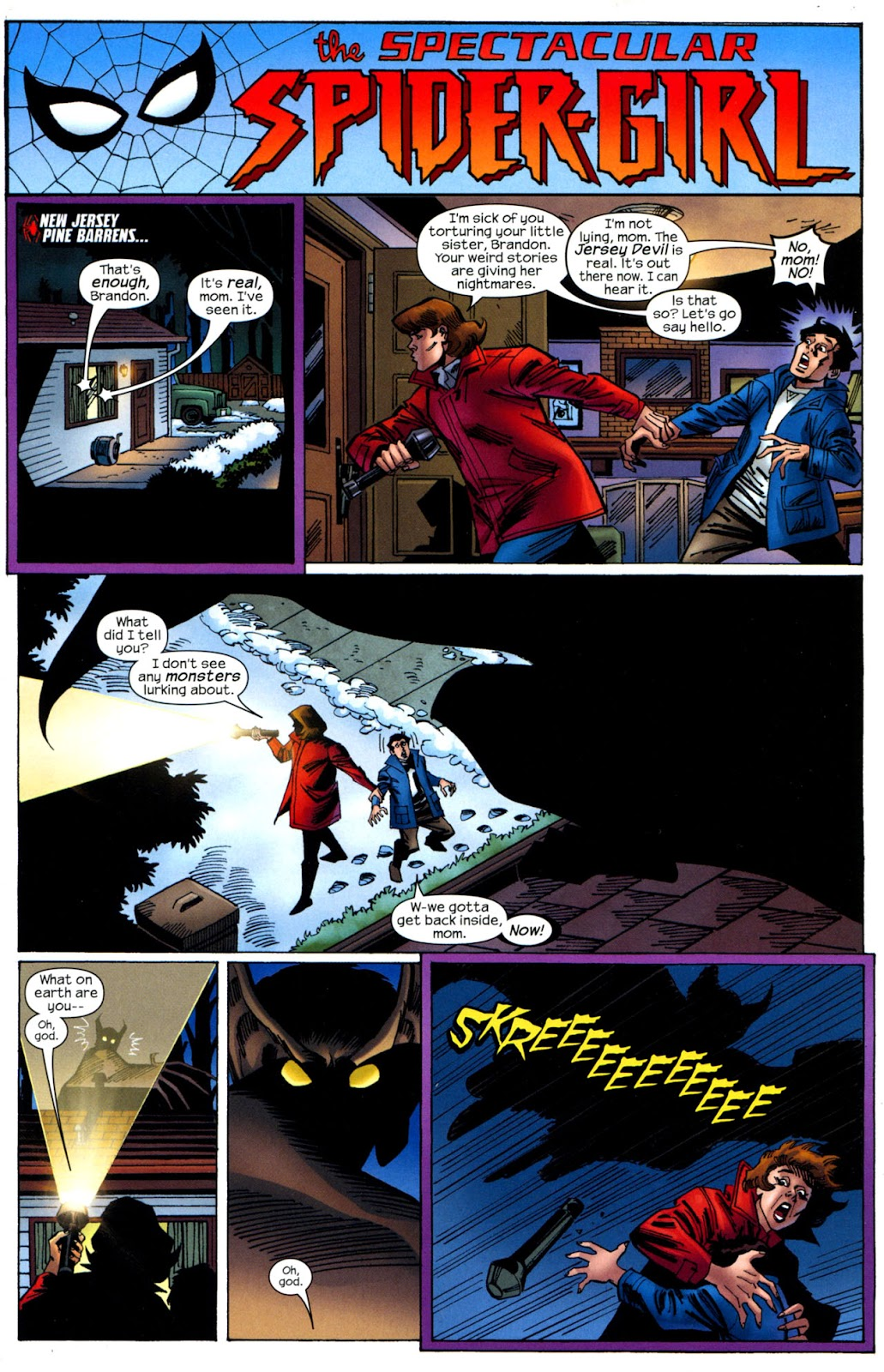Web of Spider-Man (2009) Issue #1 #1 - English 21