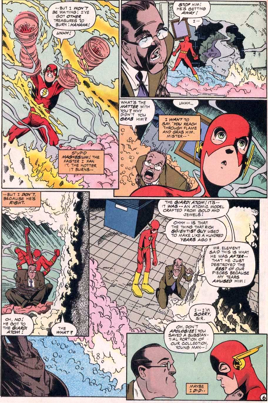 Read online The Flash (1987) comic -  Issue # _Annual 8 - 41