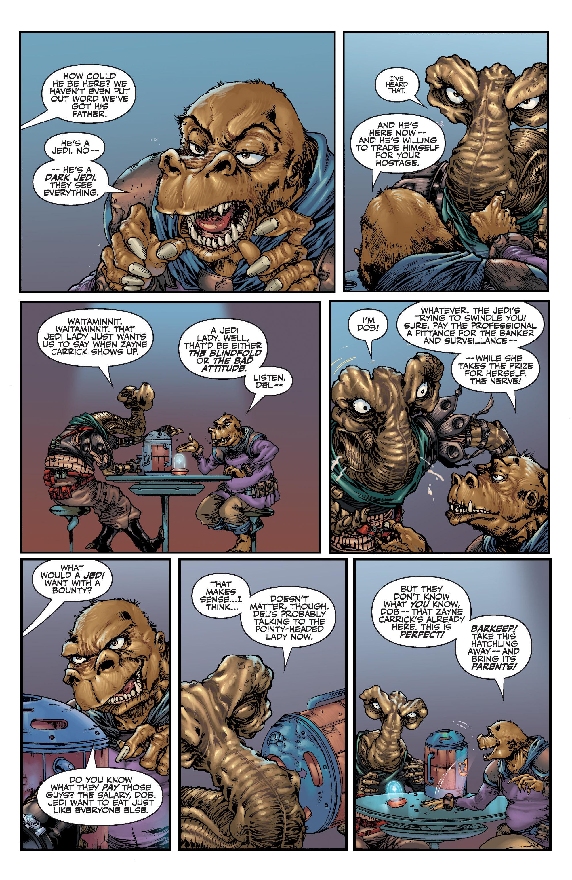 Read online Star Wars Omnibus comic -  Issue # Vol. 29 - 260