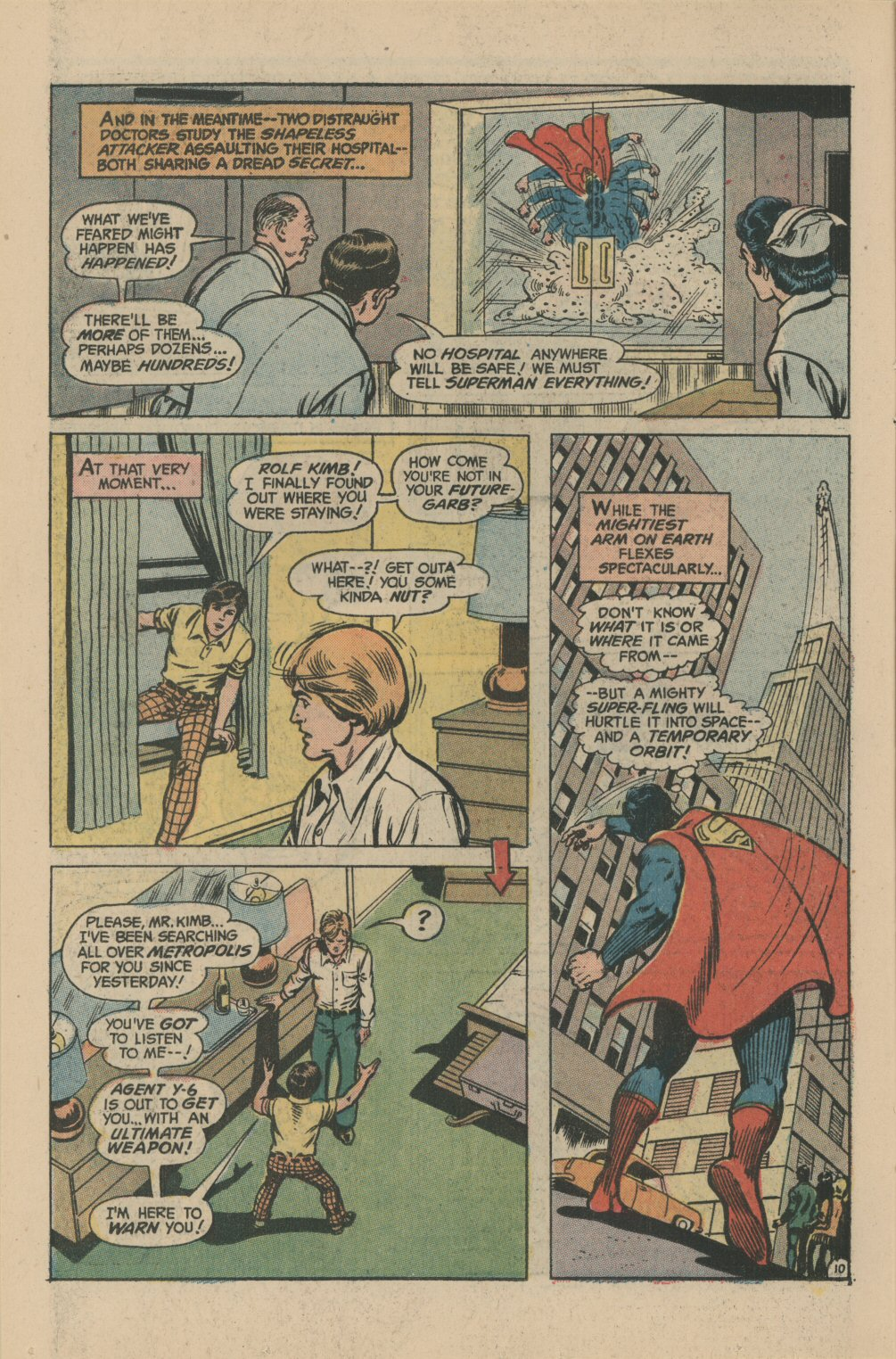Read online Action Comics (1938) comic -  Issue #422 - 14