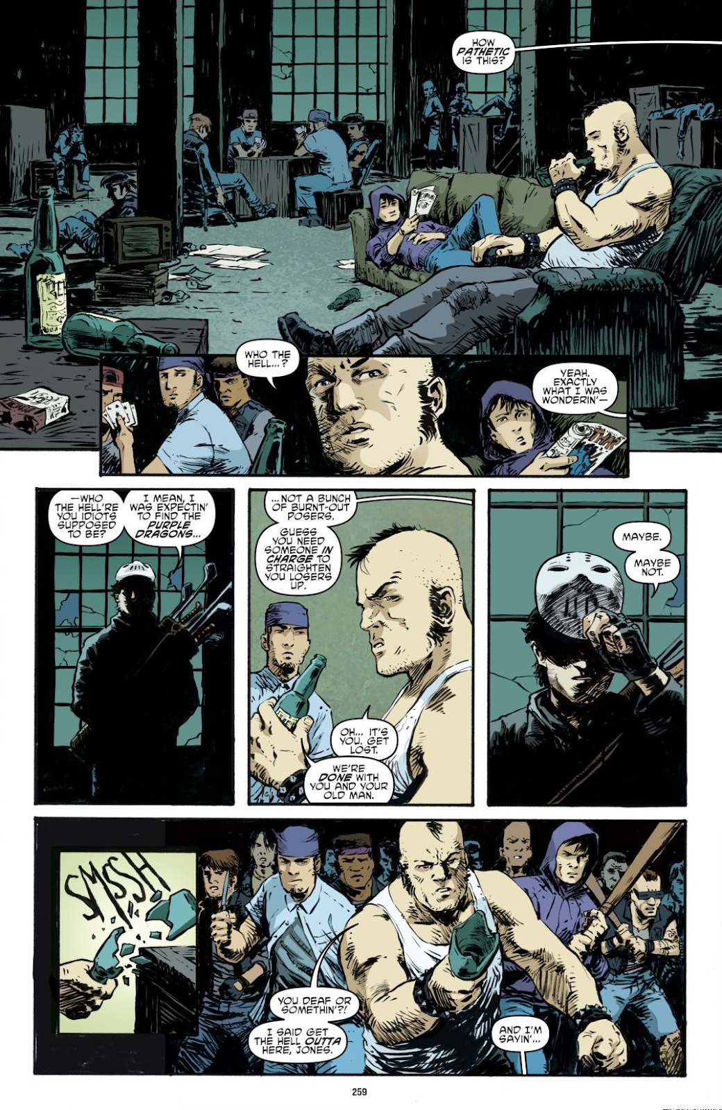 Read online Teenage Mutant Ninja Turtles: The IDW Collection comic -  Issue # TPB 7 (Part 3) - 51