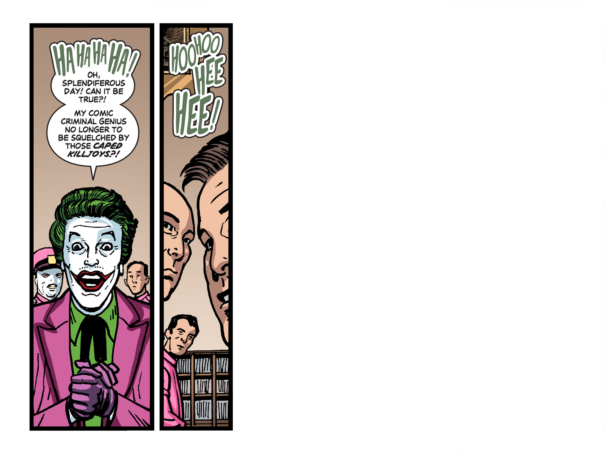 Read online Batman '66 Meets the Green Hornet [II] comic -  Issue #4 - 15