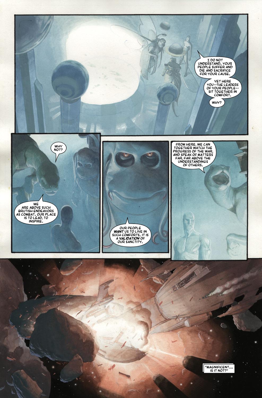 Read online Silver Surfer: Requiem comic -  Issue #3 - 18
