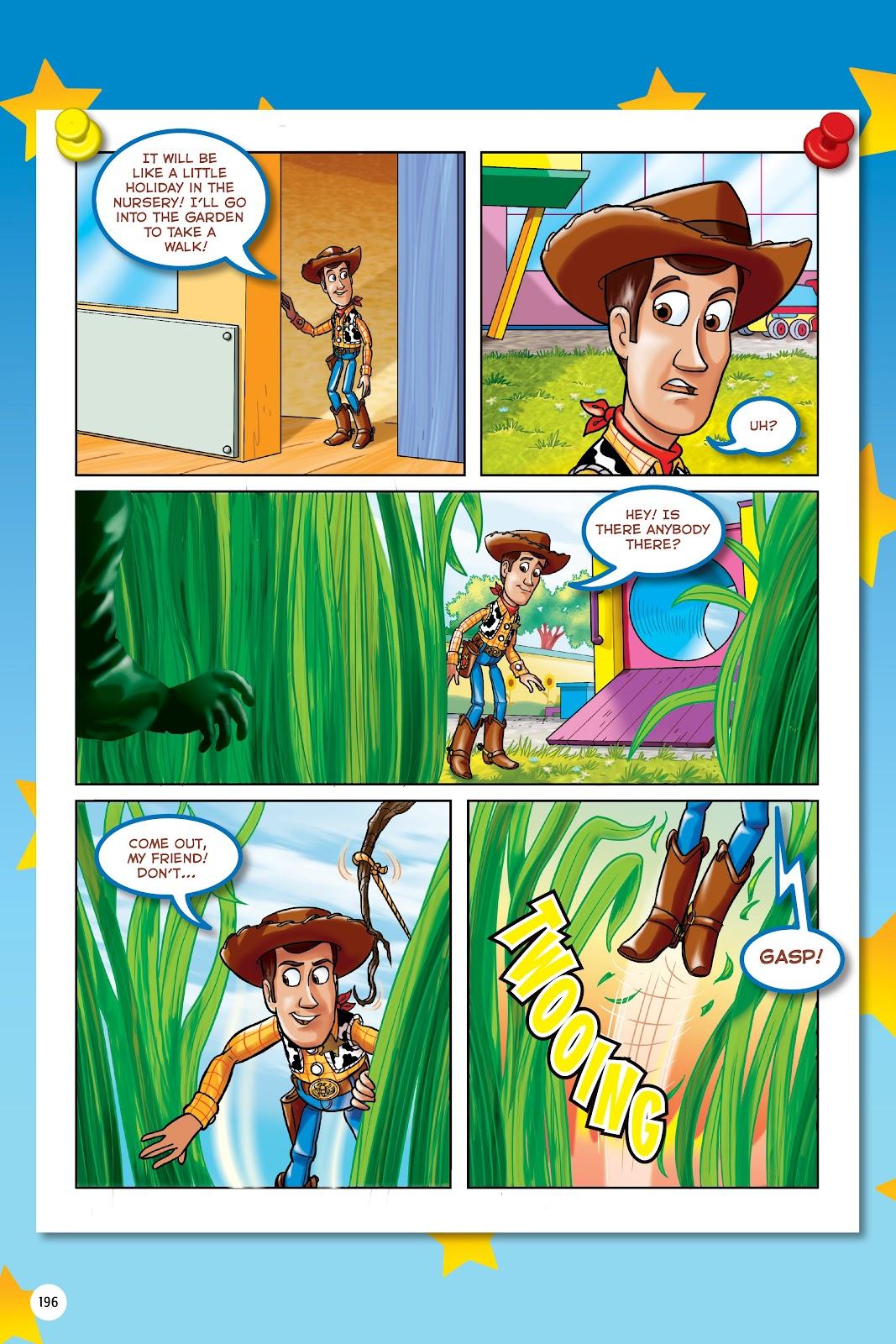 Read online DISNEY·PIXAR Toy Story Adventures comic -  Issue # TPB 1 (Part 2) - 96