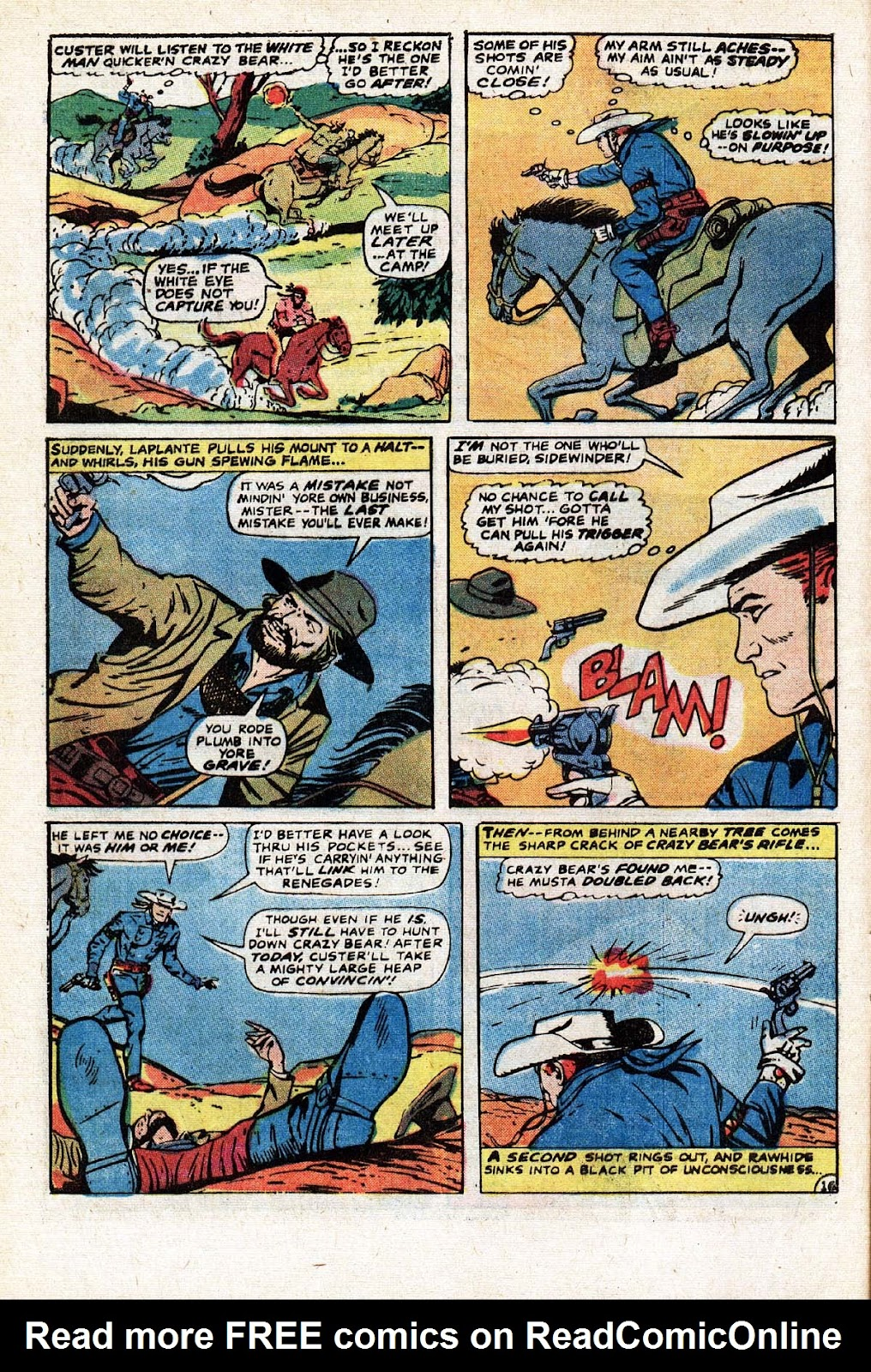 The Mighty Marvel Western issue 15 - Page 17