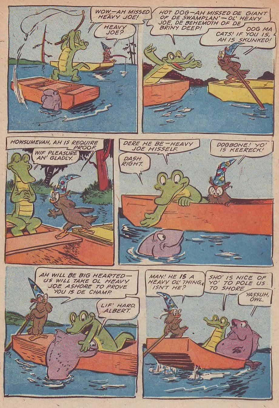 Read online Animal Comics comic -  Issue #30 - 24