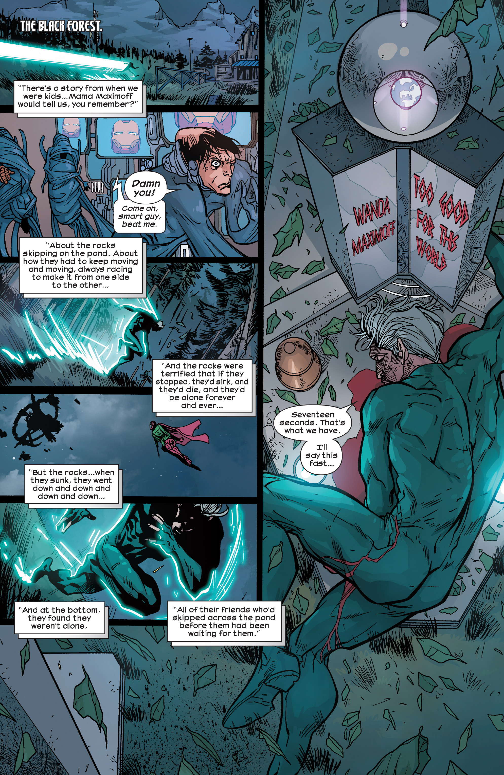 Read online Ultimate Comics Ultimates comic -  Issue #29 - 18