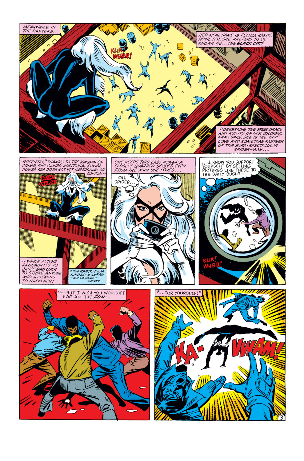 The Amazing Spider-Man (1963) 256 Page 3