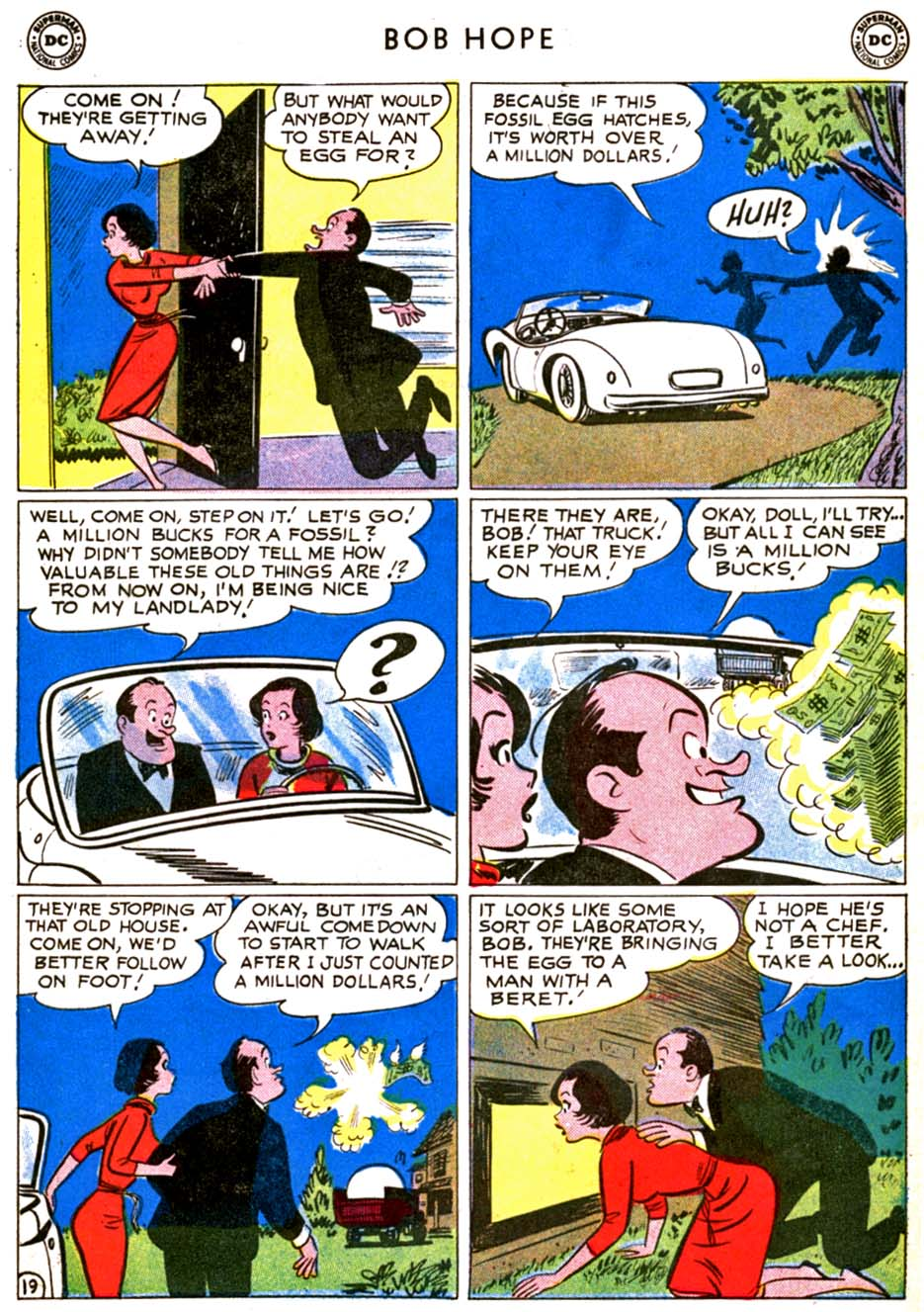 The Adventures of Bob Hope issue 69 - Page 26