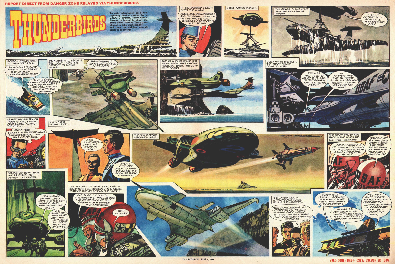 Read online TV Century 21 (TV 21) comic -  Issue #72 - 10