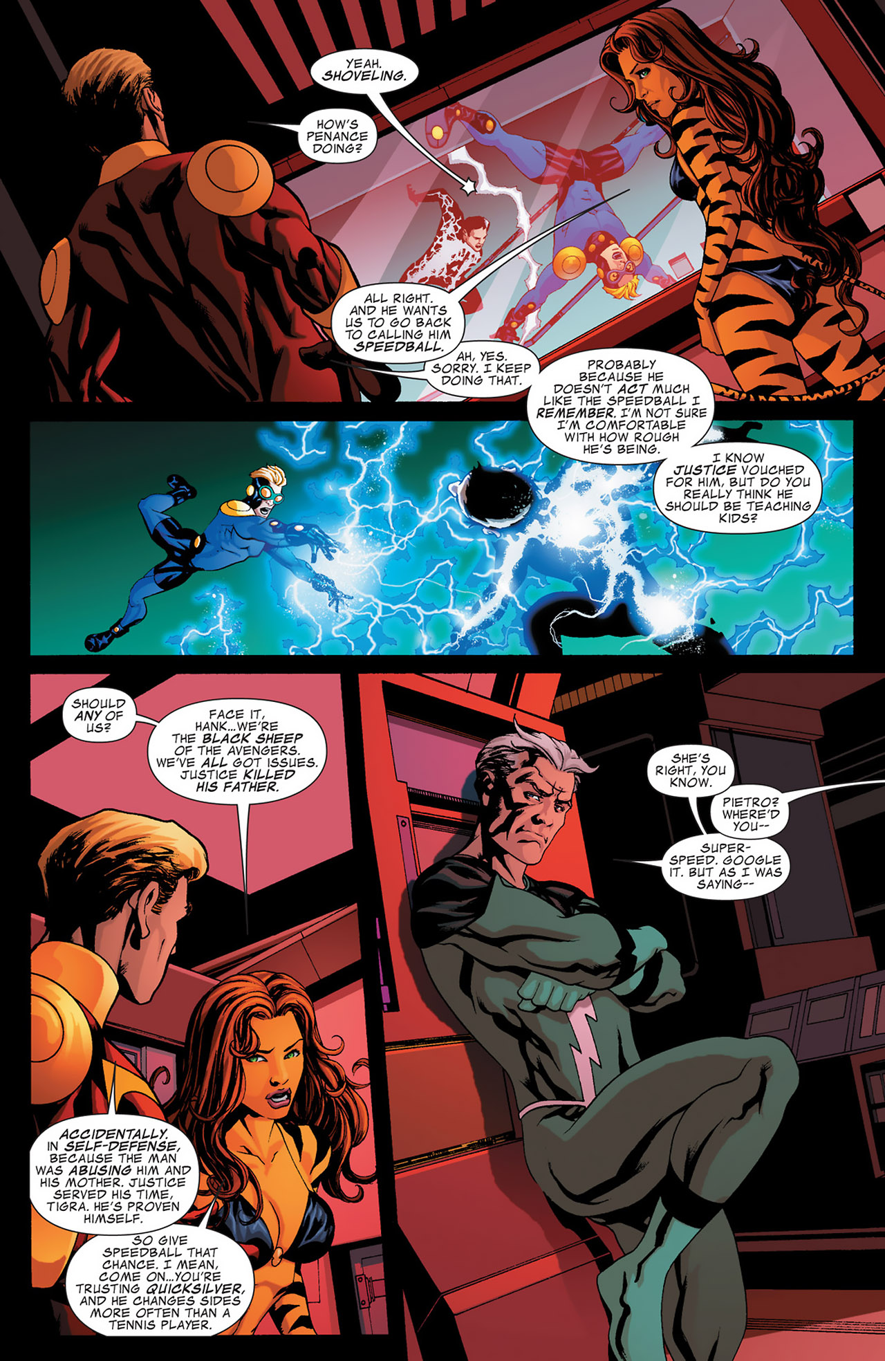 Read online Ant-Man: Season One comic -  Issue #Ant-Man: Season One Full - 114