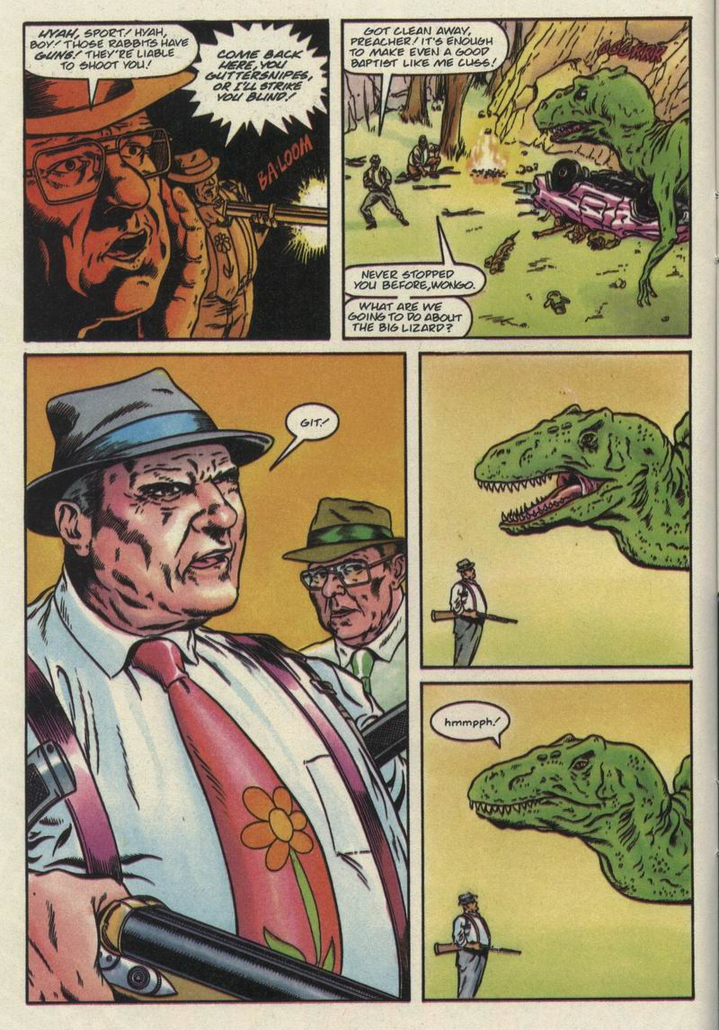 Read online Turok, Dinosaur Hunter (1993) comic -  Issue #21 - 9