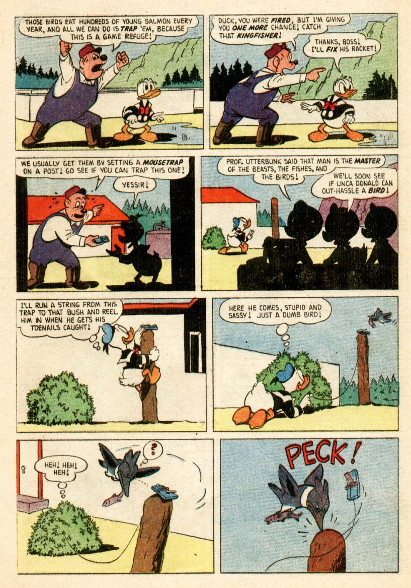 Walt Disney's Comics and Stories issue 192 - Page 9