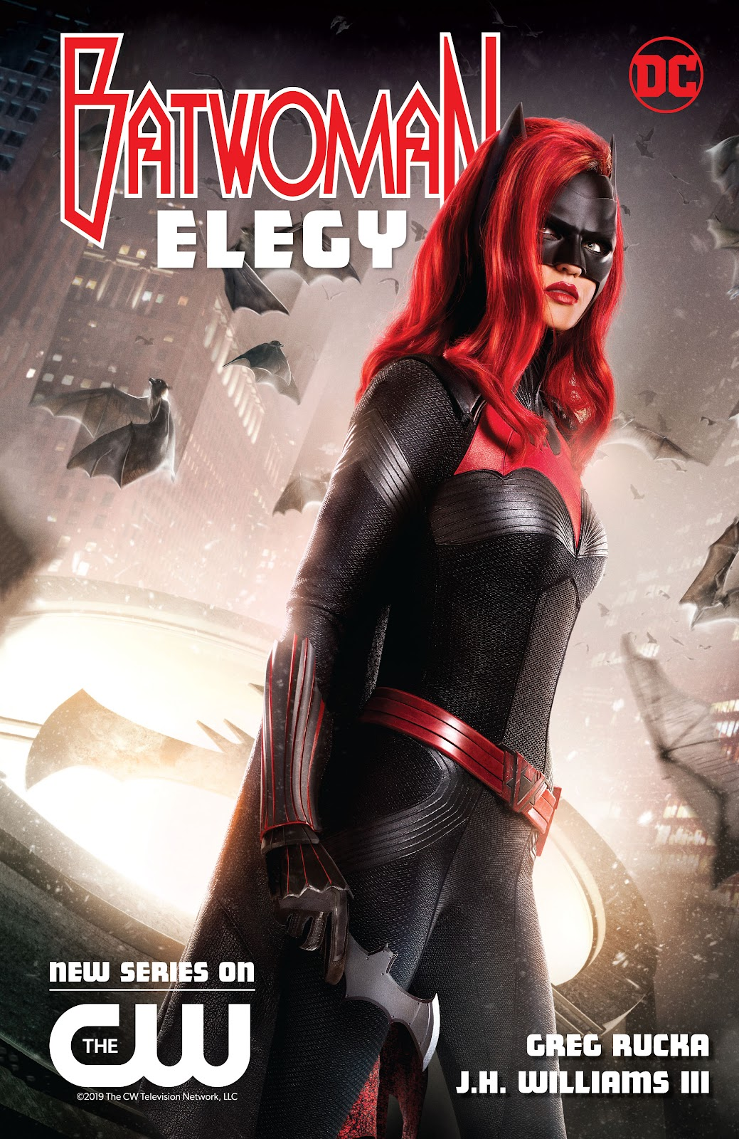 Read online Detective Comics (1937) comic -  Issue # _TPB Batwoman – Elegy (New Edition) (Part 1) - 1