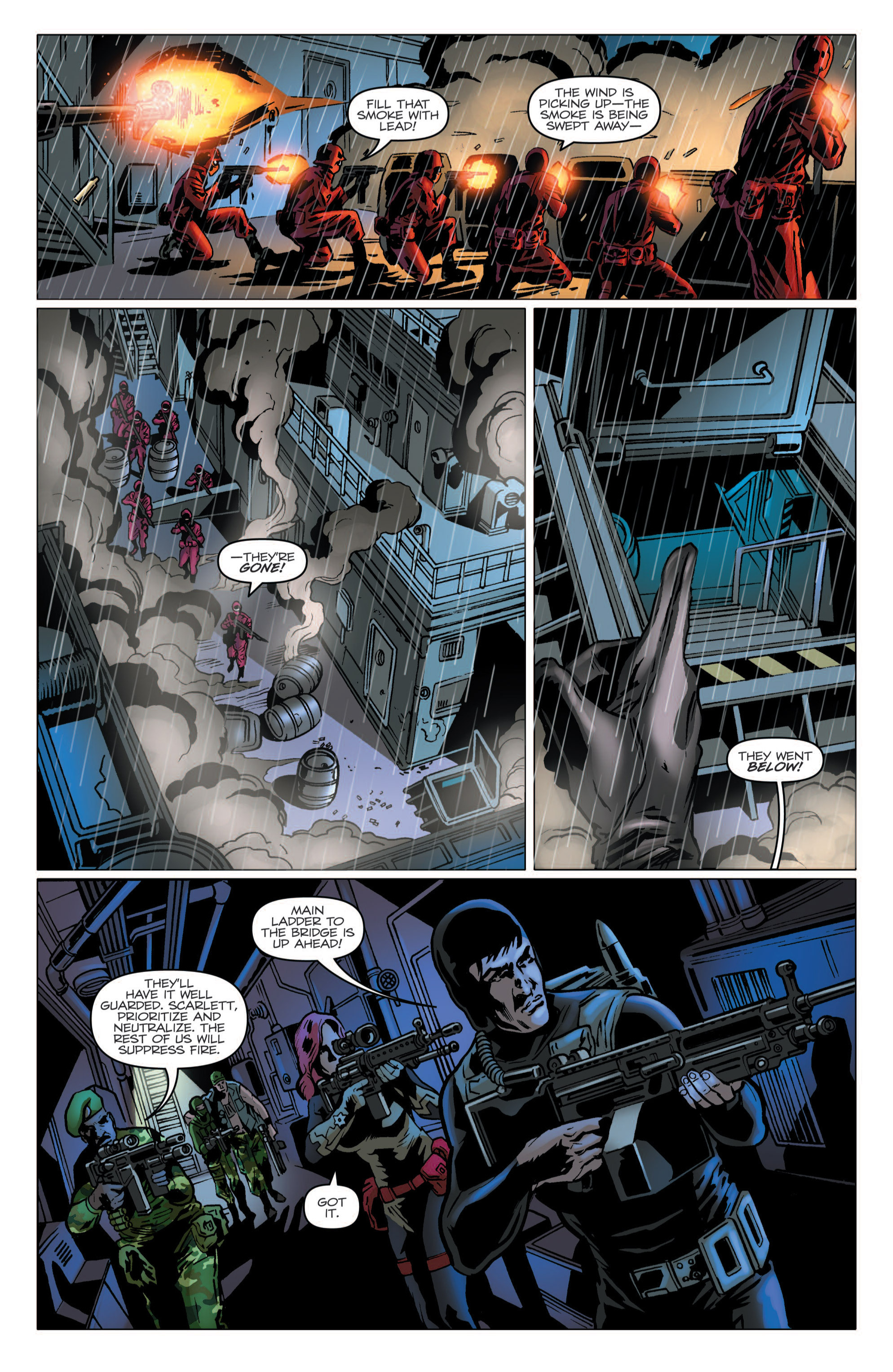 G.I. Joe: A Real American Hero 189 Page 8