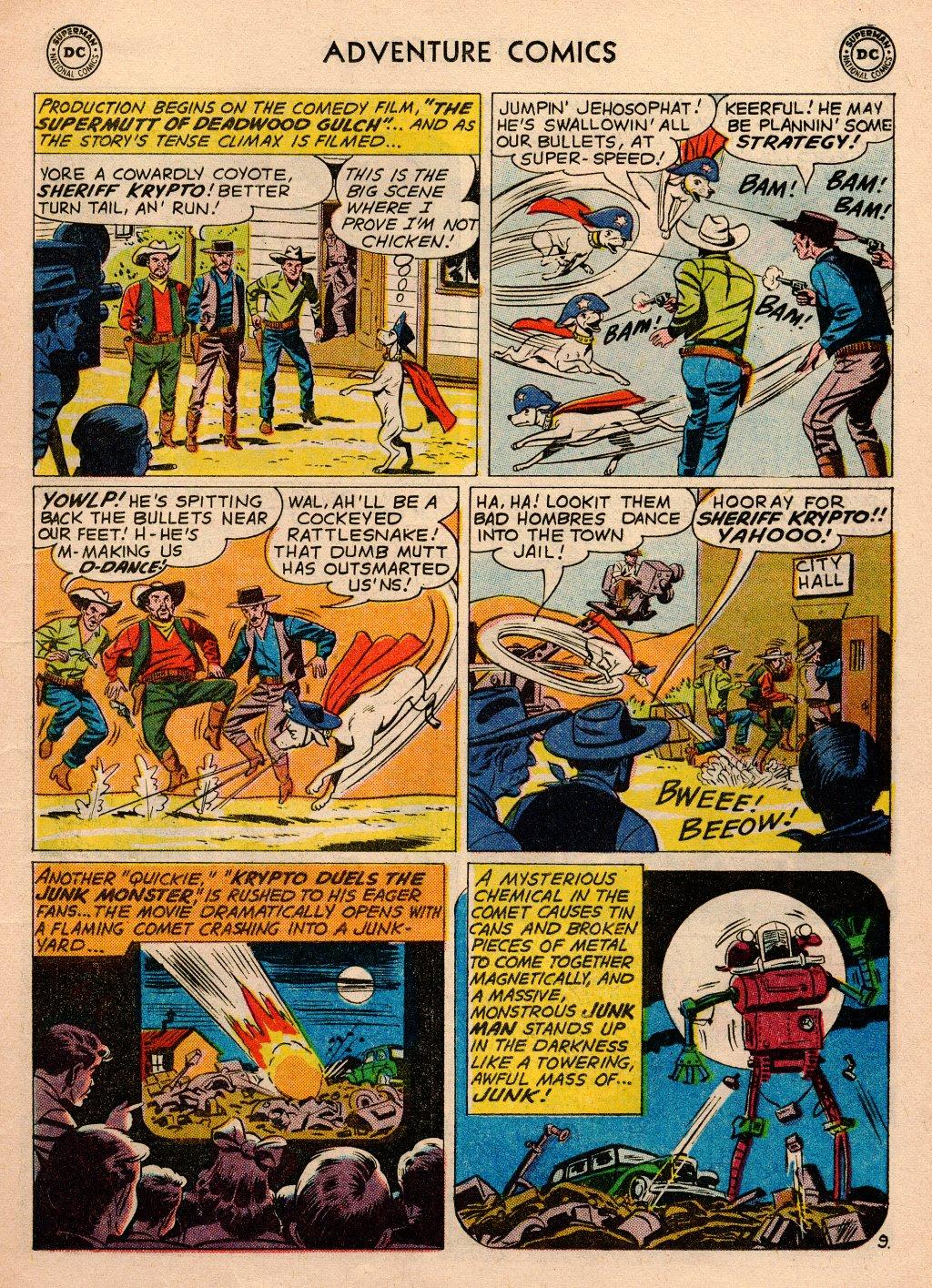Read online Adventure Comics (1938) comic -  Issue #272 - 11